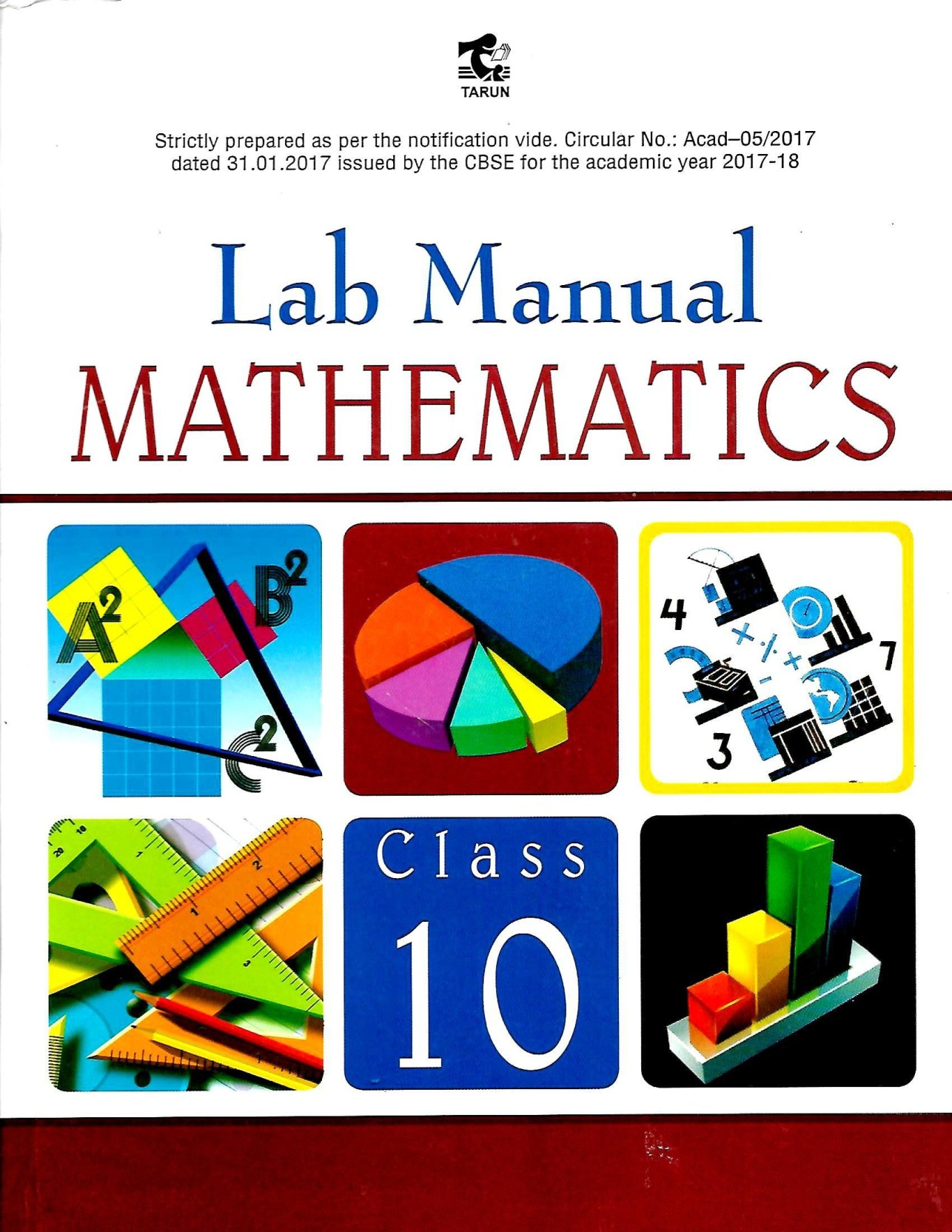 ... LAB MANUAL MATHEMATICS CLASS - 10. ON OFFER