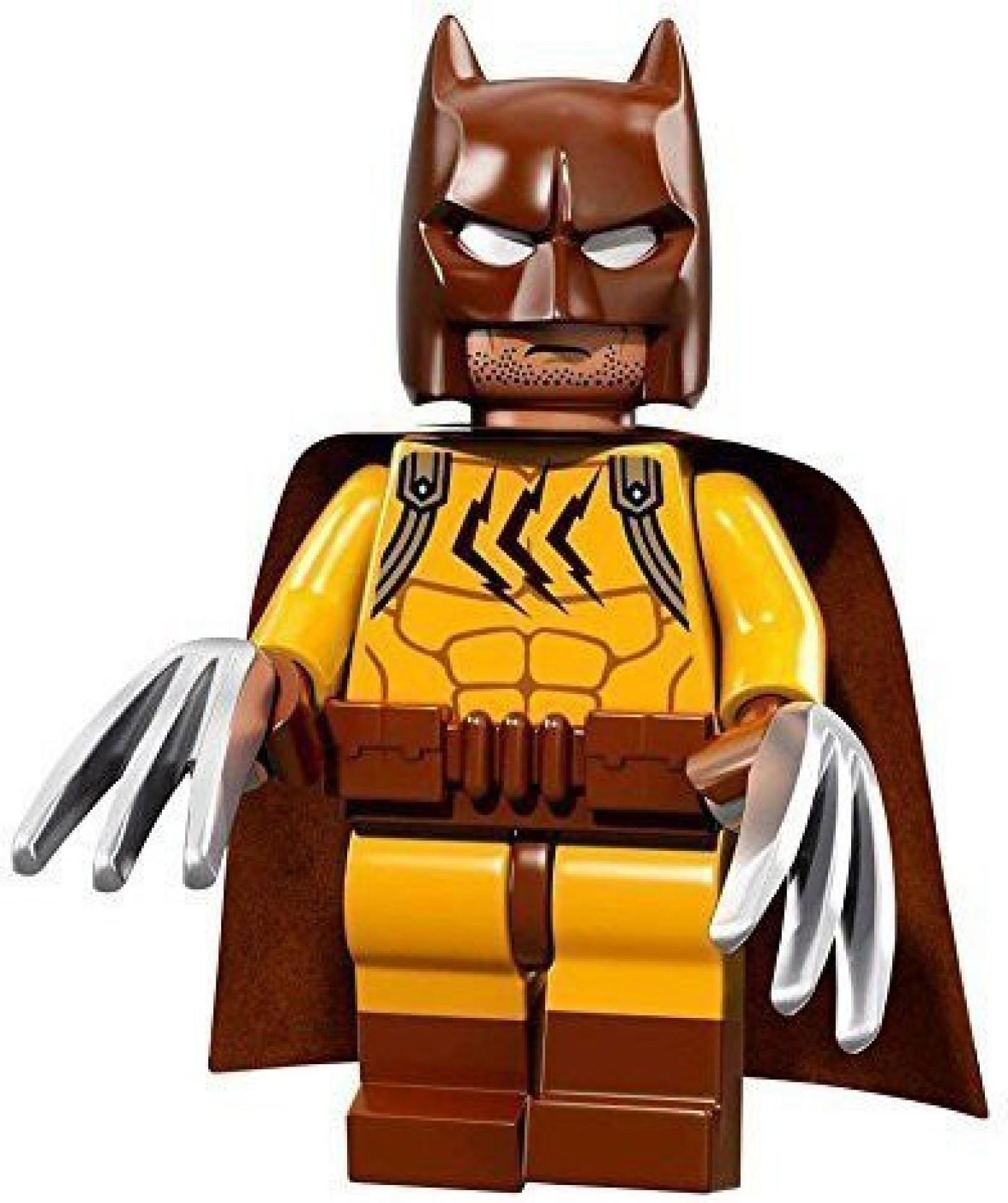 lego minifigures batman series 1 catman