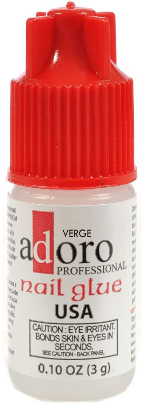 Verge Usa Professional Nail Art Glue Manicure Tool For Fake False