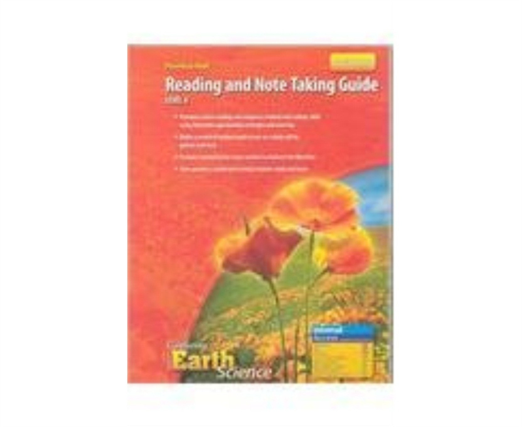 Focus on Earth Science California Edition: Reading and Note Taking Guide  Level a. Share