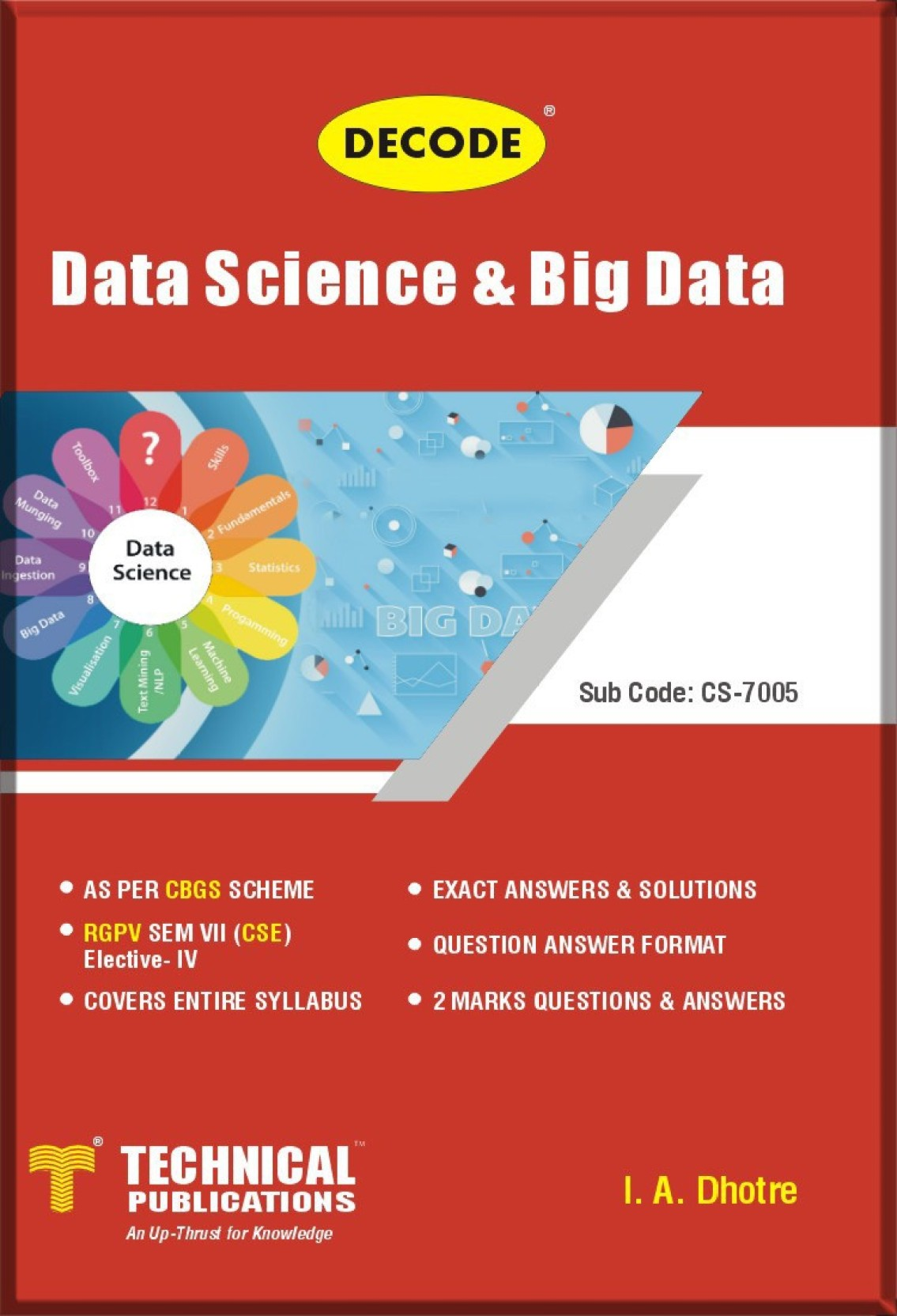DECODE- DAta Science & Big Data for RGPV (SEM-VII CSE