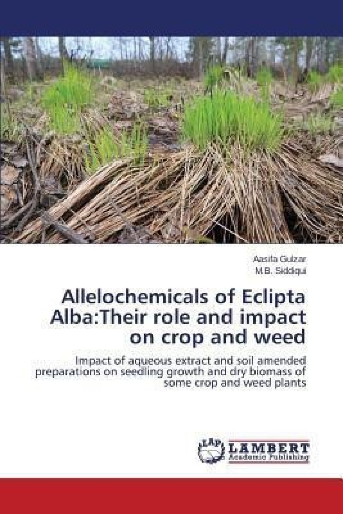 Allelochemicals of Eclipta Alba: Buy Allelochemicals of Eclipta Alba