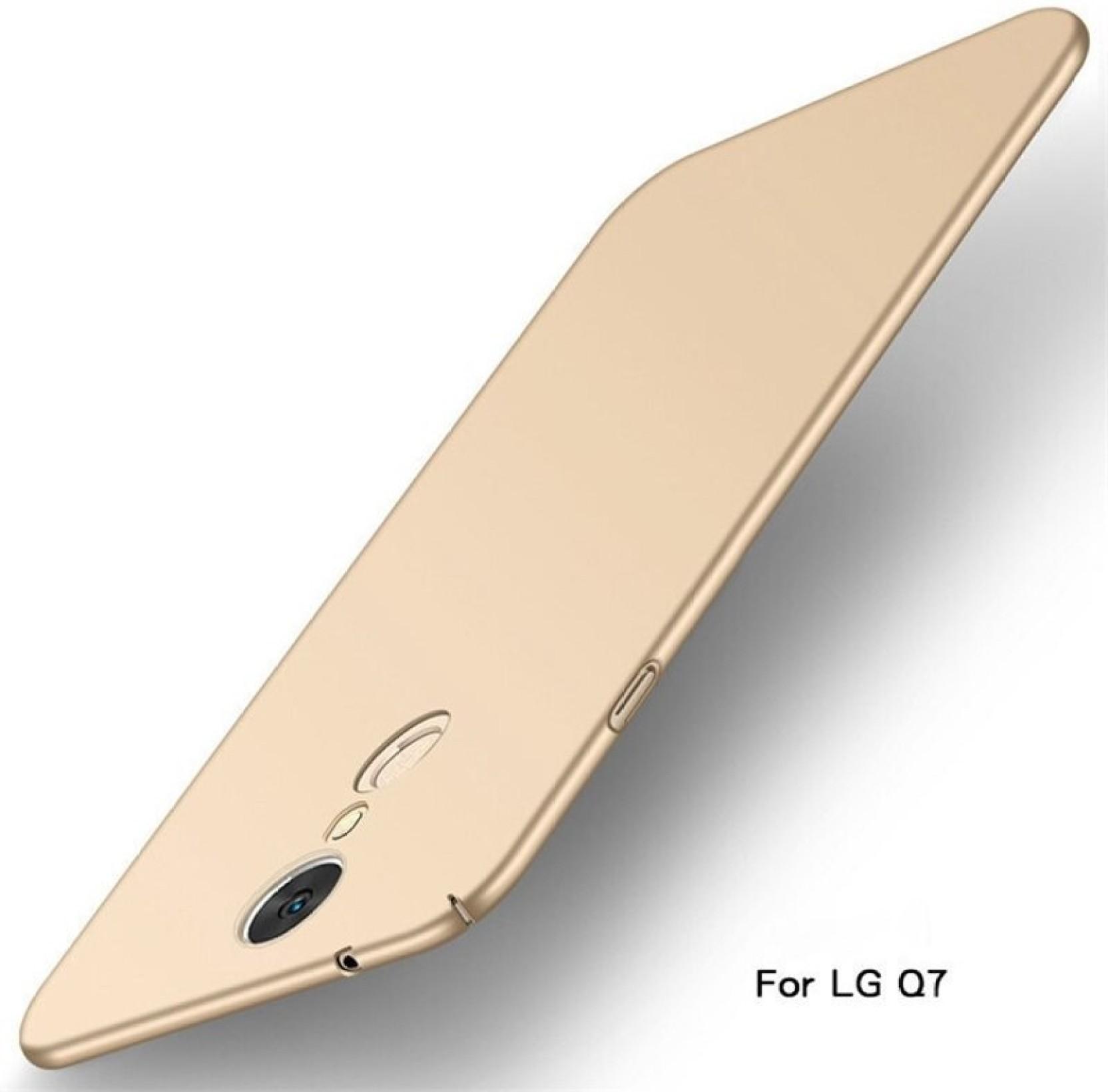 Plus Shine Back Cover for LG Q7 - Plus Shine : Flipkart com