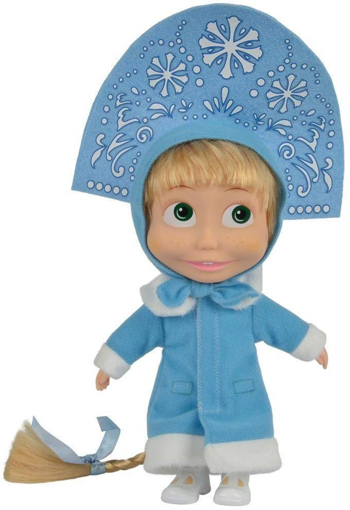 23cm Soft Bodied Masha Doll Nylon//A Masha and the Bear 109306372 Doll-23cm