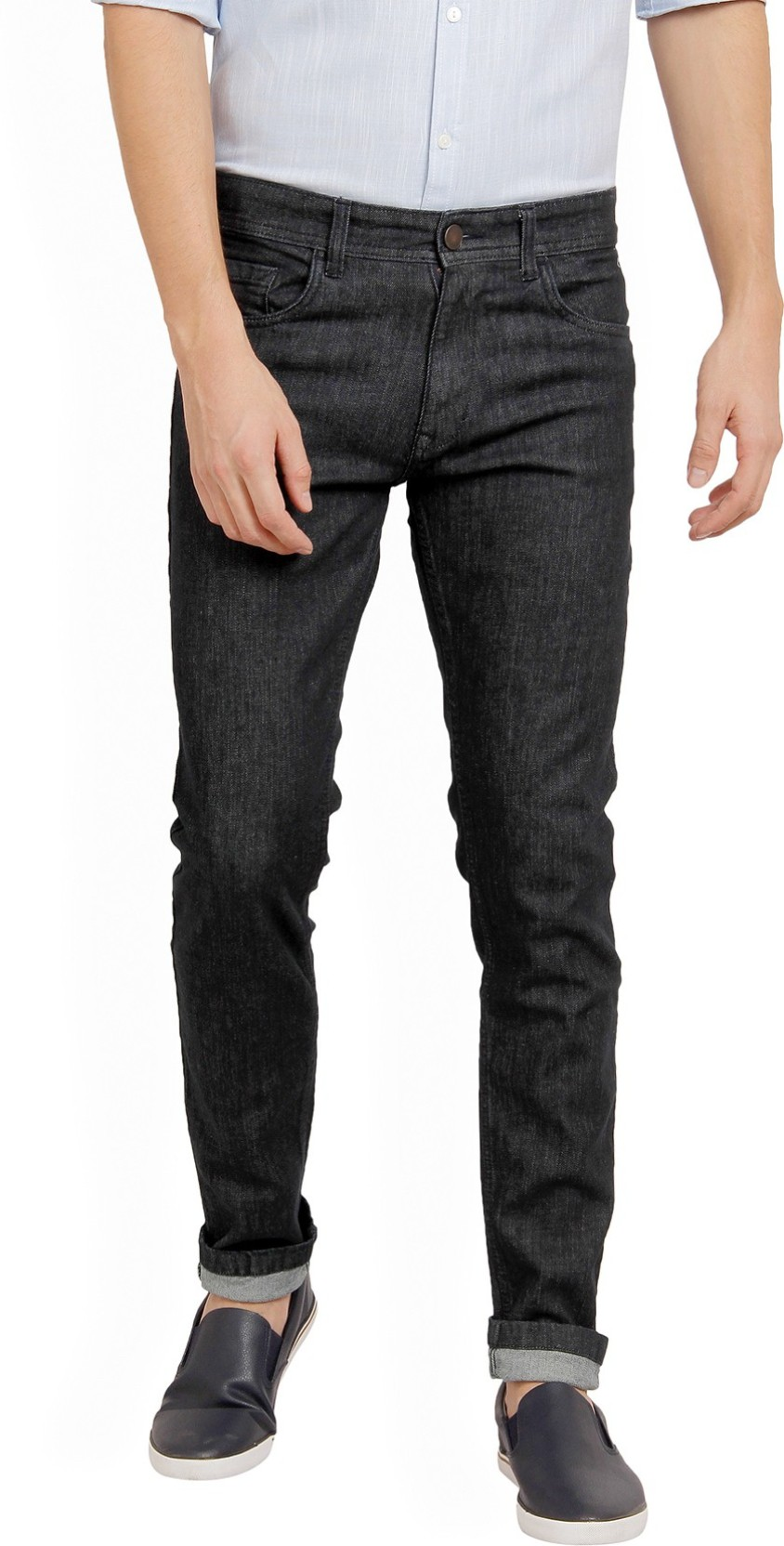dc36ecb4 Derby Jeans Community Regular Men's Blue Jeans - Buy Derby Jeans ...