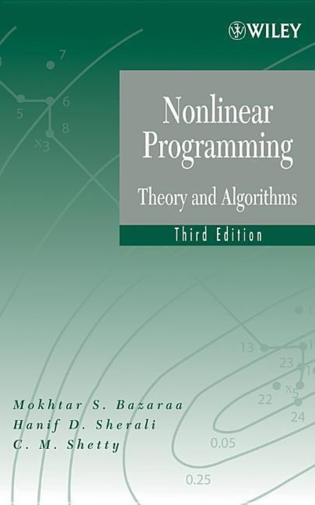 Nonlinear Programming. ADD TO CART