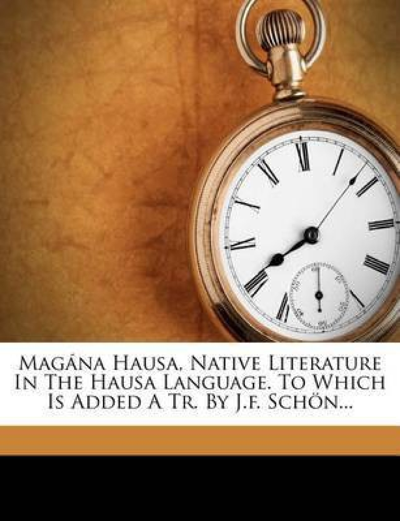 Mag Na Hausa, Native Literature in the Hausa Language  to