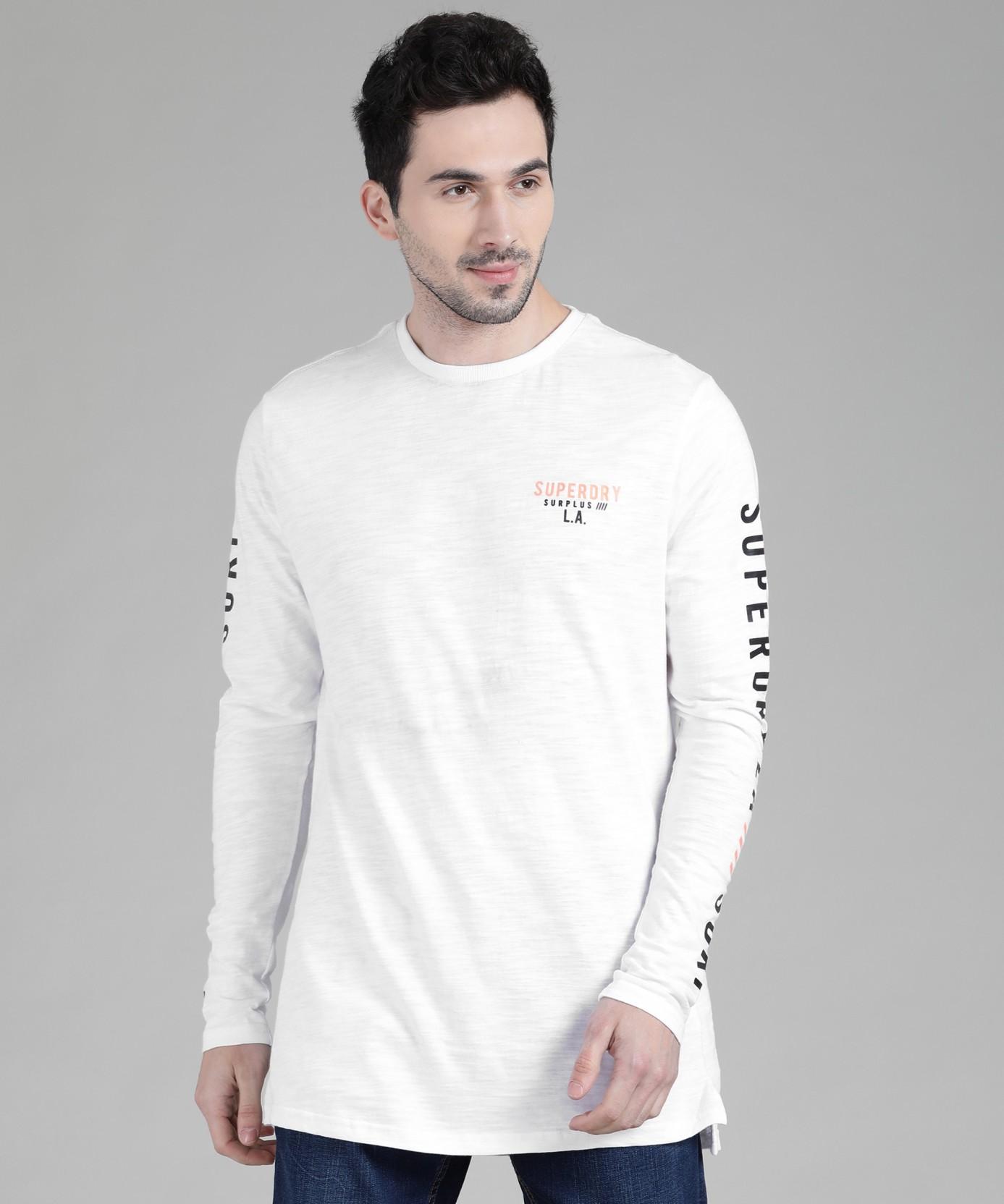 Superdry Mens T Shirt Size Chart Top Mode Depot
