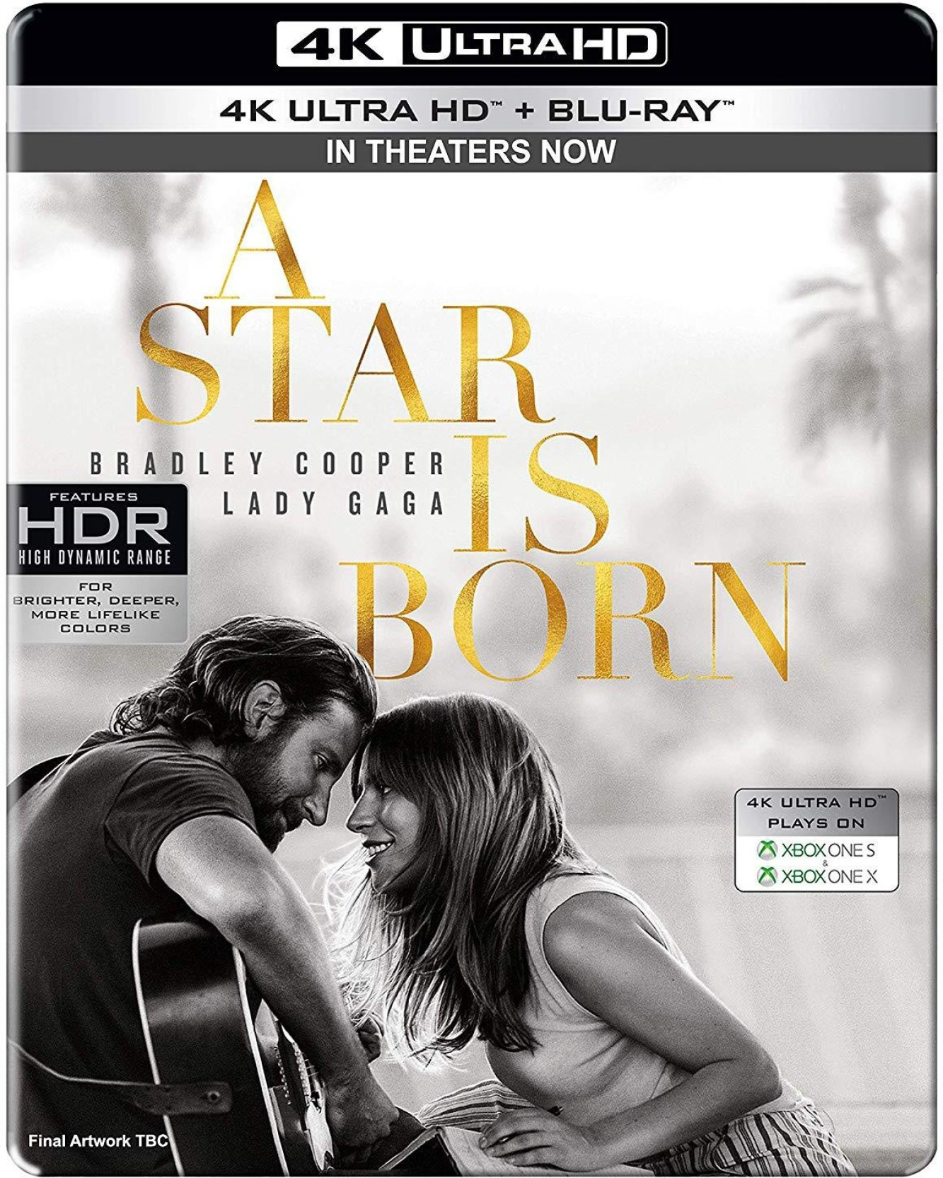 MOVIE - A Star Is Born - (Steel Book Edition) (2018) [4K UHD BluRay