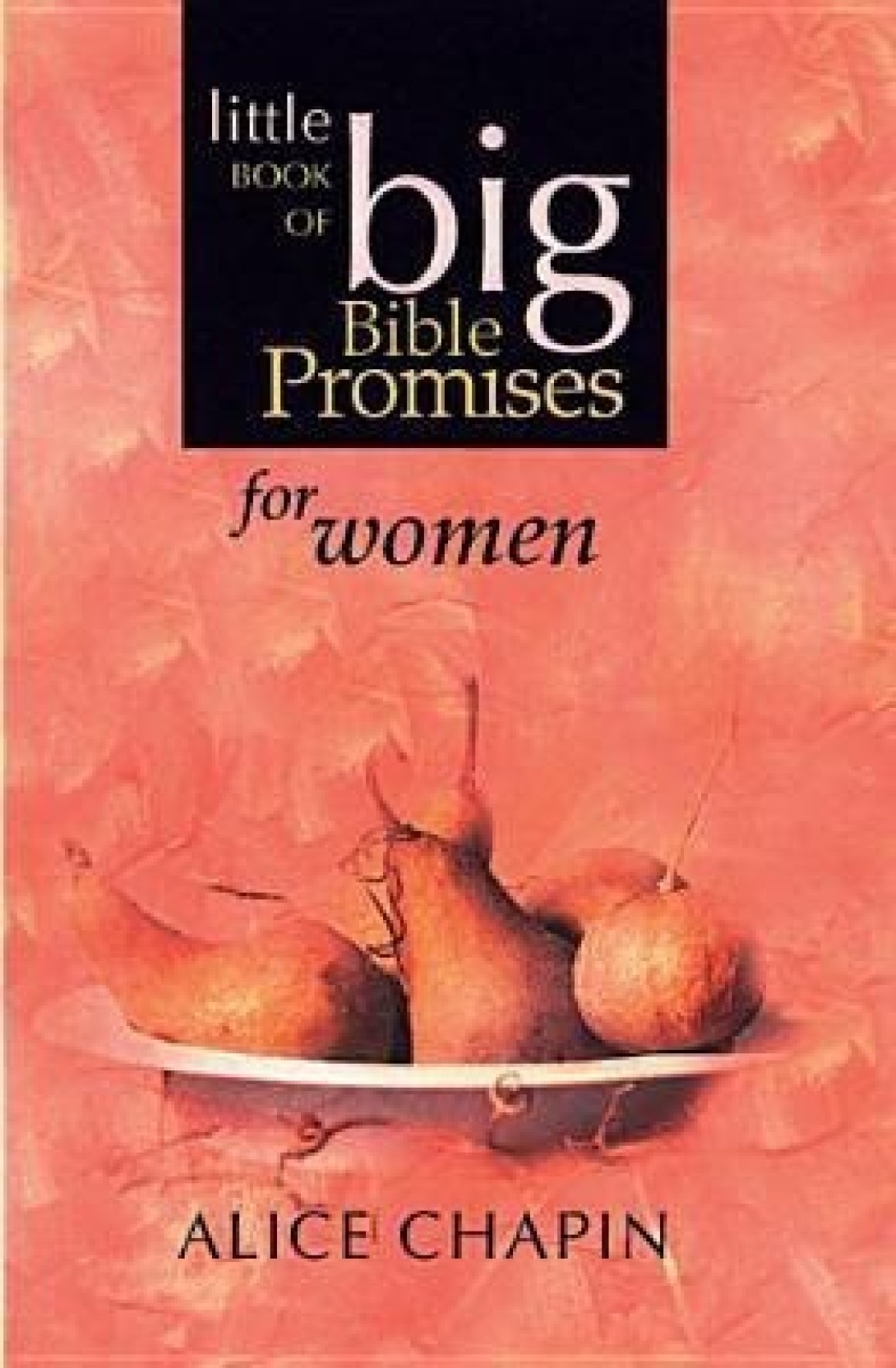 Little Book of Big Bible Promises for Women. Share