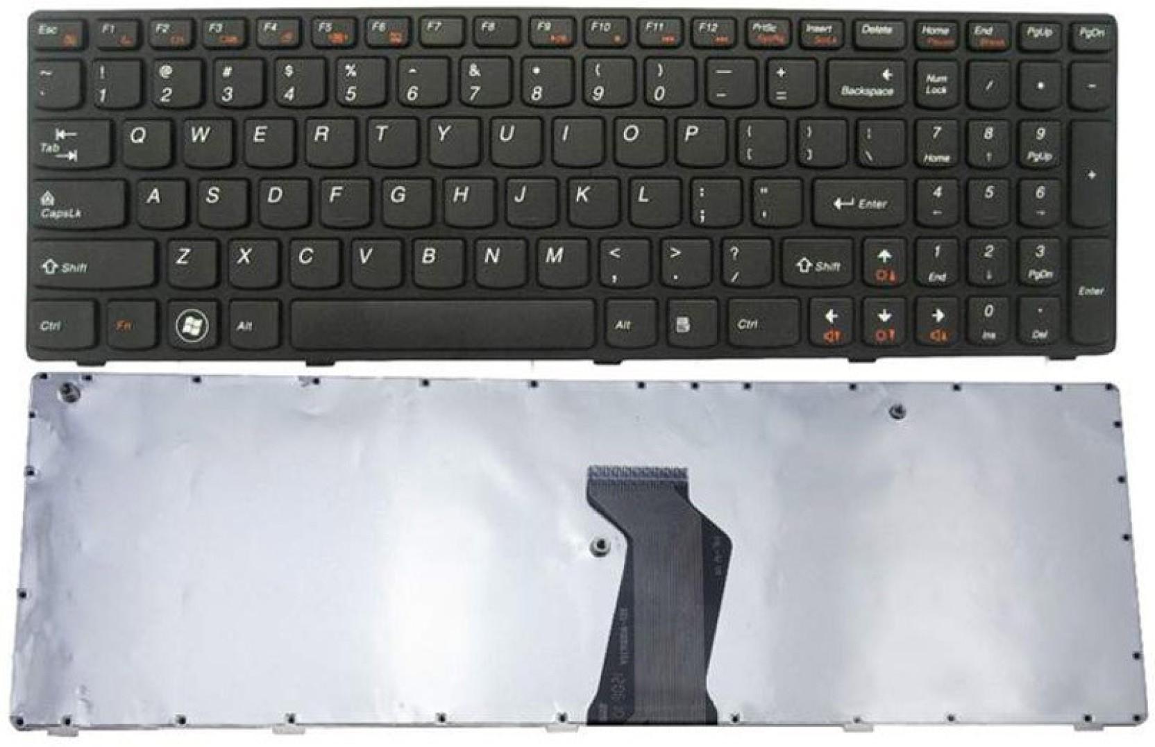 Lenovo G570 Laptop Keyboard Replacement Key Price in India