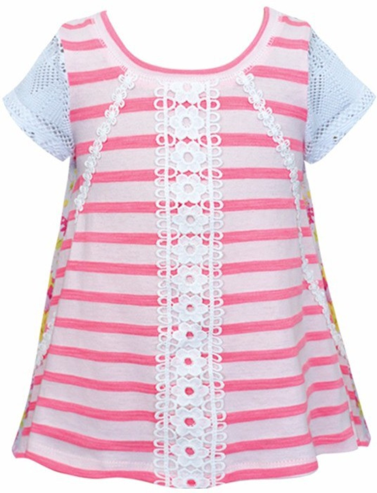 Baby Sara Girls Printed Polyester T Shirt Price in India Buy Baby