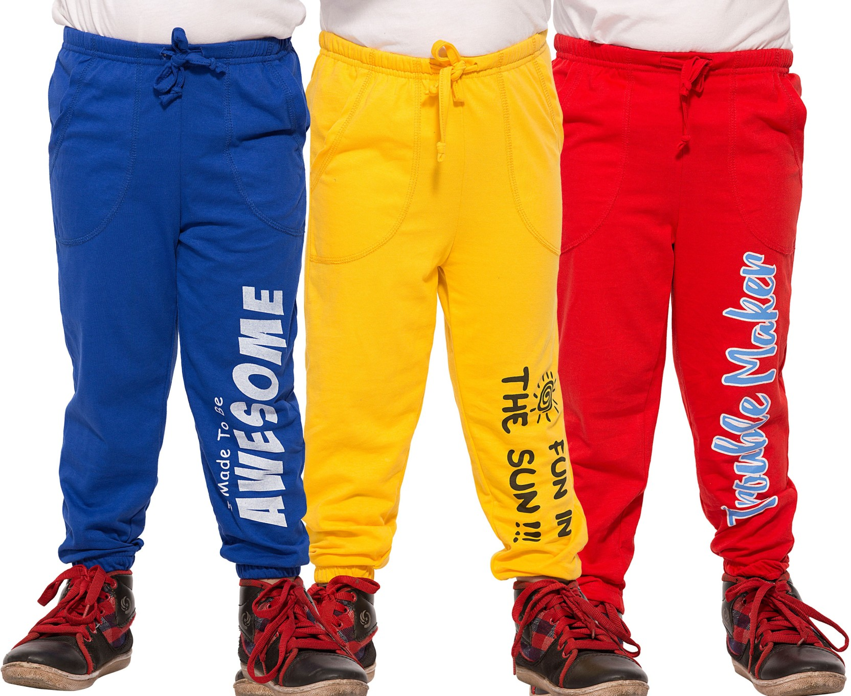 Buy Tracksuits, Track-pants for Boys online @ best prices on Snapdeal. Choose from best range of Boy's Tracksuits for your kids. Get FREE Shipping & COD options across India.