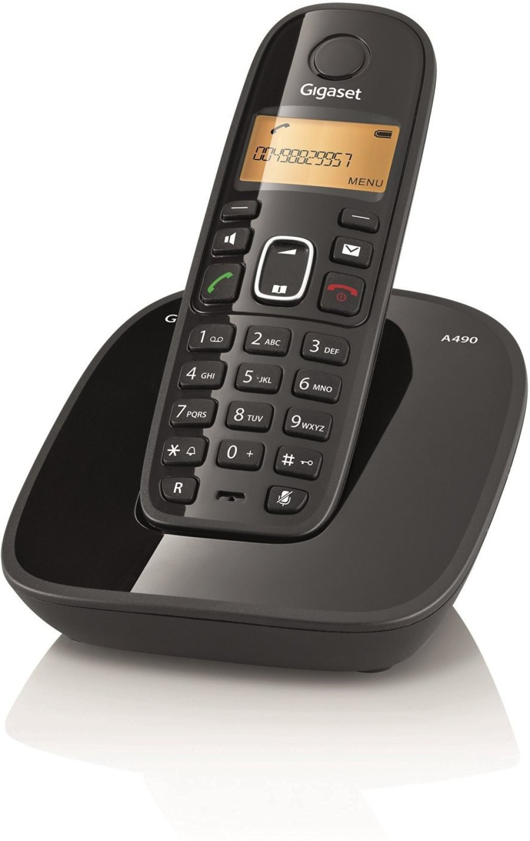 Gigaset A490 Cordless Landline Phone Price In India Buy