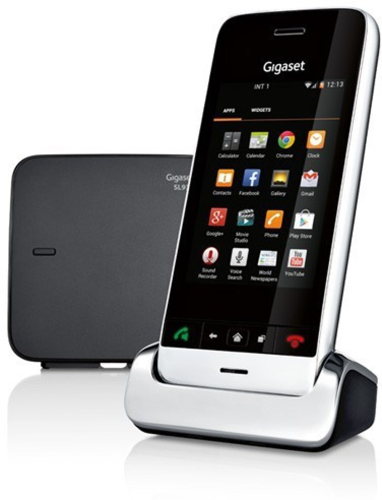 cordless landline phone with answering machine