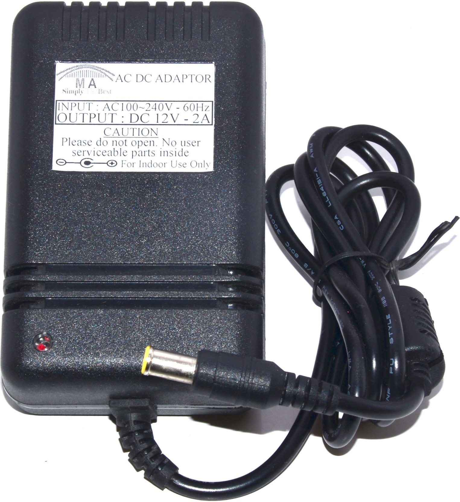 Ma Dc 12v 2apower Adaptor For Lg Lcd Monitor And Other 24 W Adapter Electro Help 32 Inch Philips Tv Power Supply Smps Schematic Share