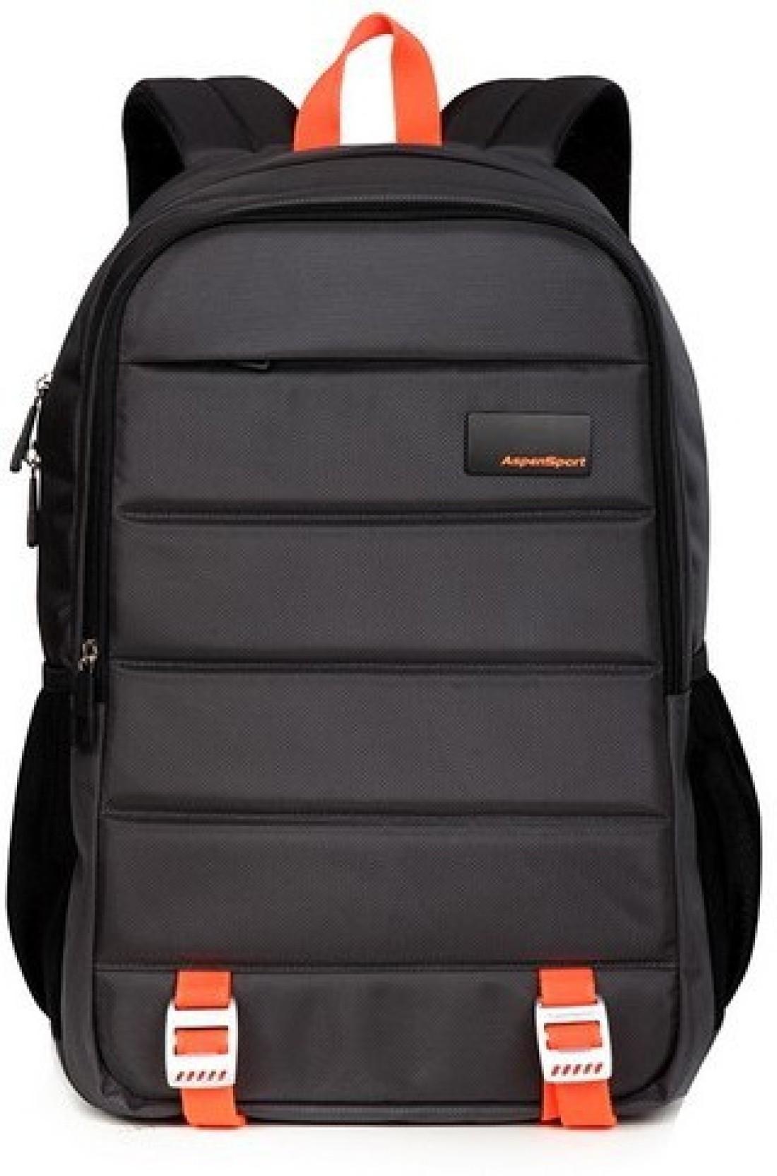 Aspensport 16 inch Laptop Backpack Grey