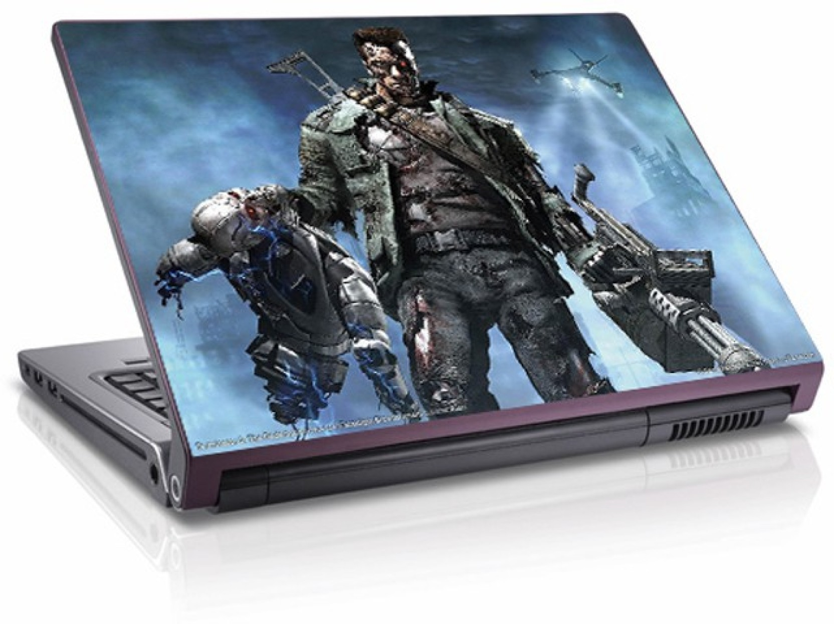Trueshope Terminator Console Game Vinyl Laptop Decal 15 6 Price in