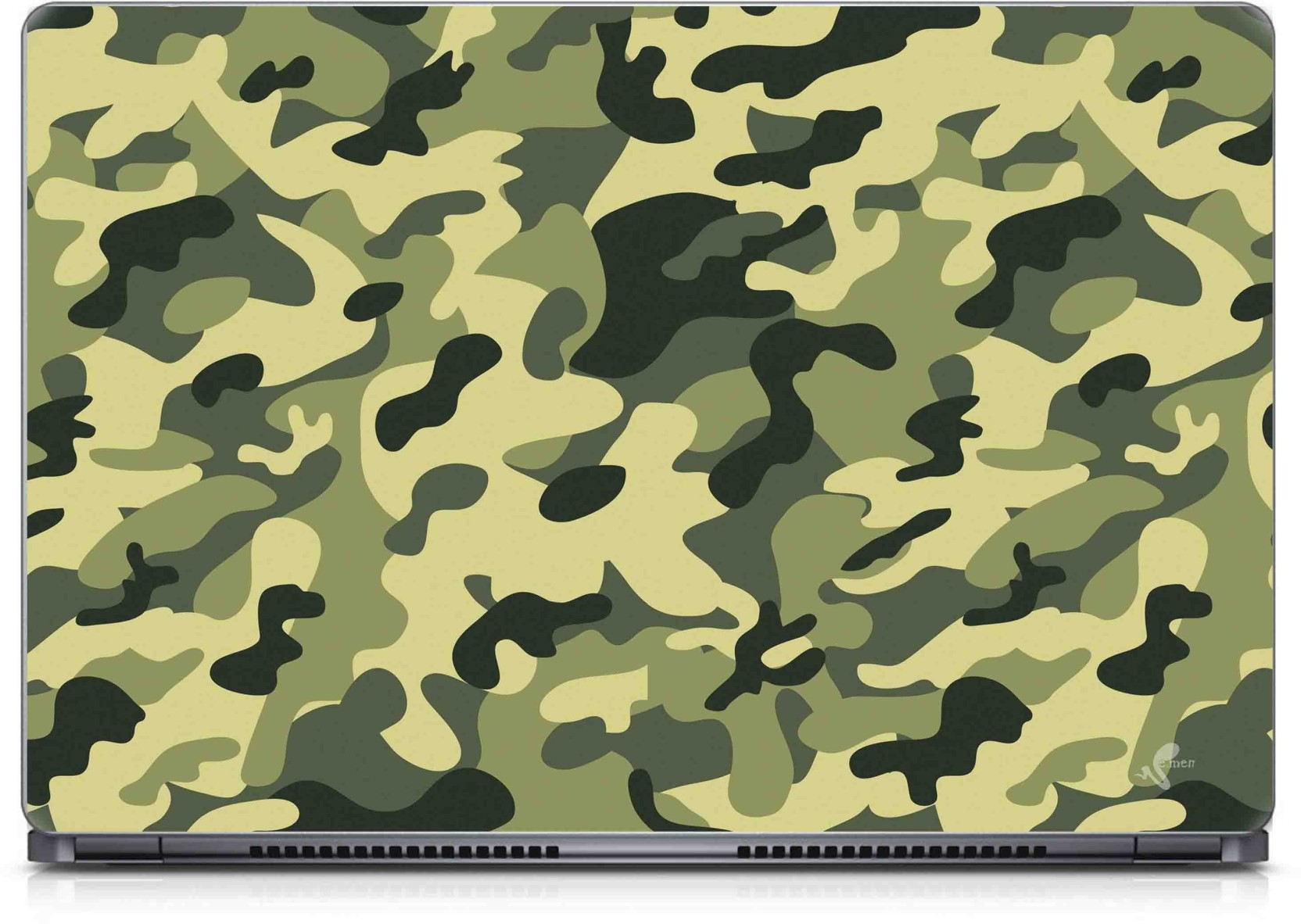 Seamen camouflage vinyl laptop decal 15 6 share