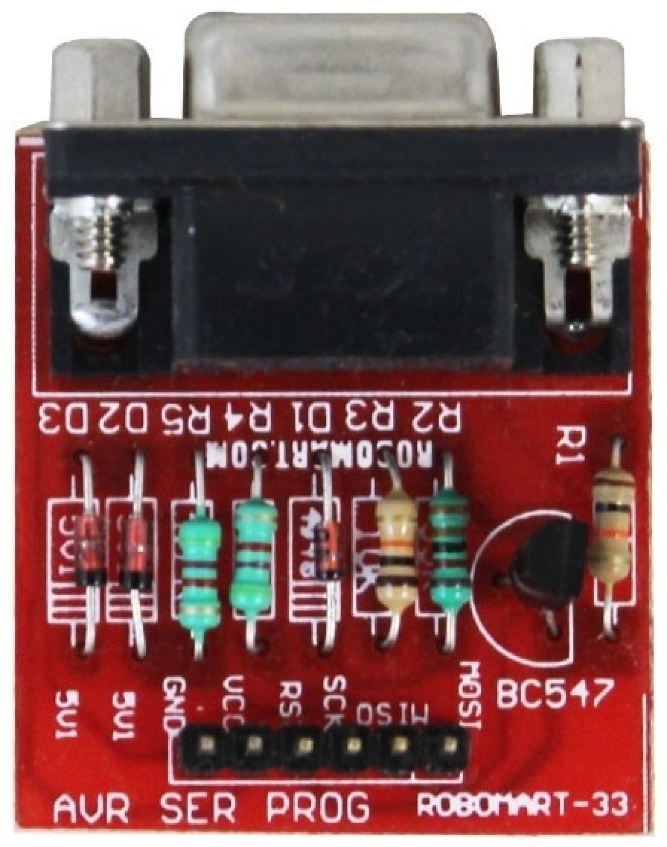 Robomart Avr Serial Programmer Price In India Buy Circuit Boards For Isp Printed Share