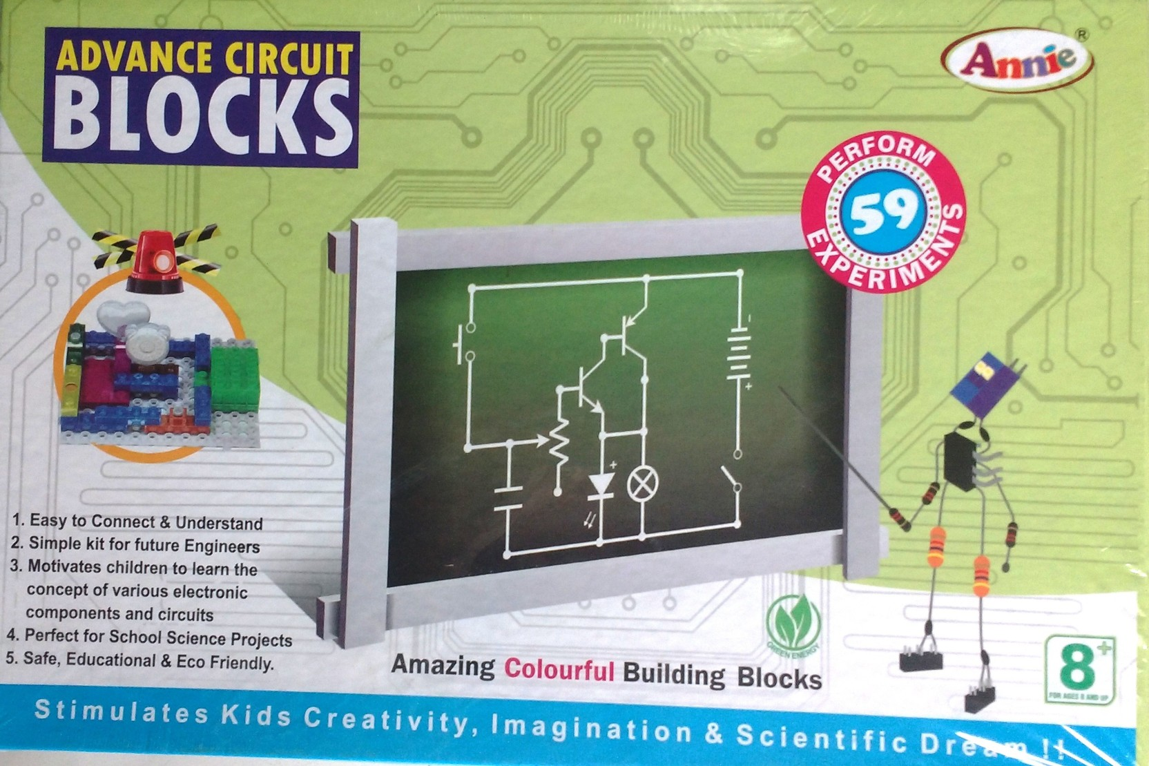 Jaibros Advance Electronic Circuit Blocks For Science Project Price Circuits Kids Share