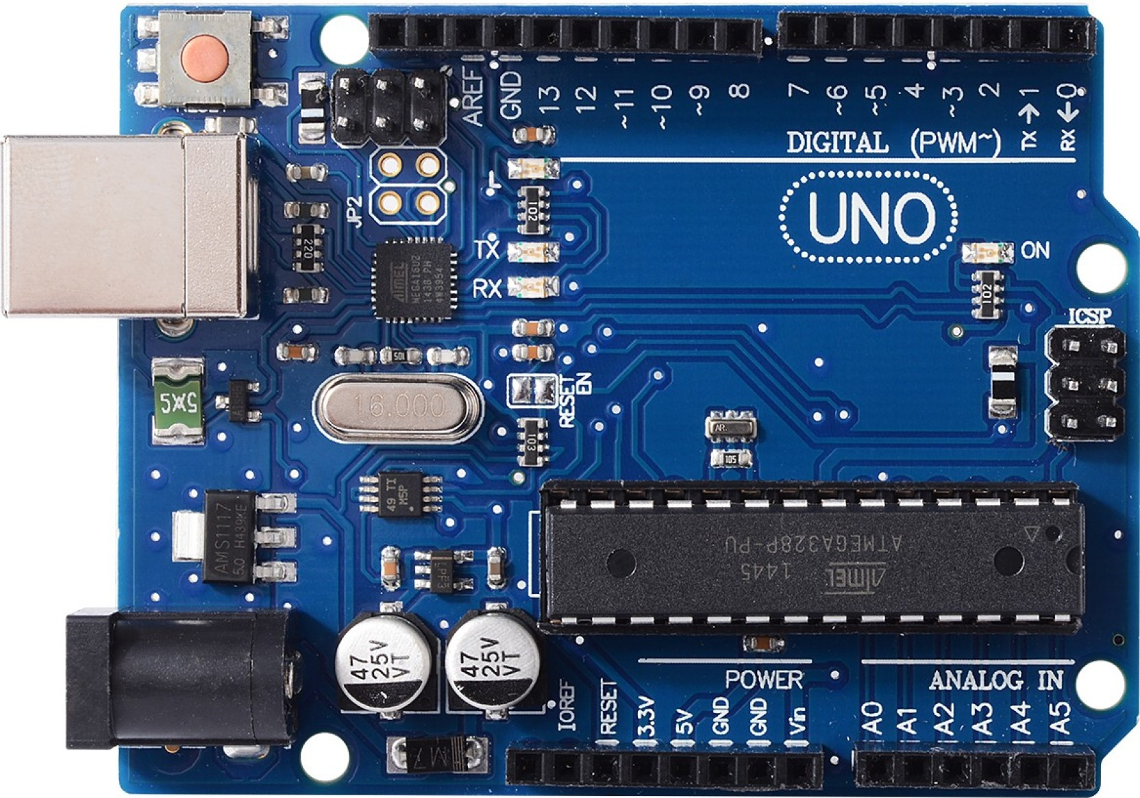 Diy Ecraft Arduino Uno R3 Price In India Buy Atmega328p 16u2 Dip Usb Cable Programming Add To Cart