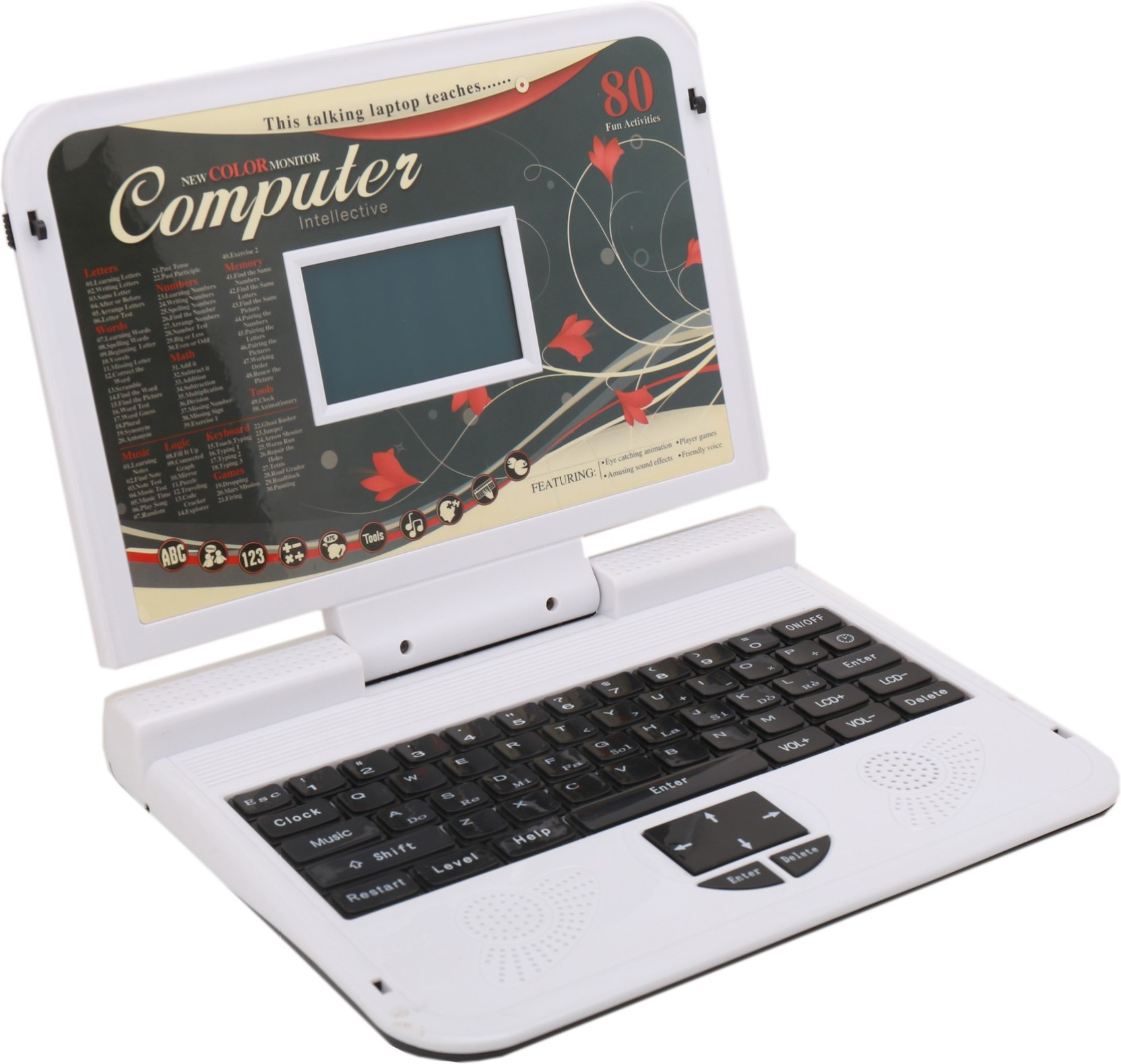 Baby Tintin laptop for kids with mouse Price in India Buy Baby