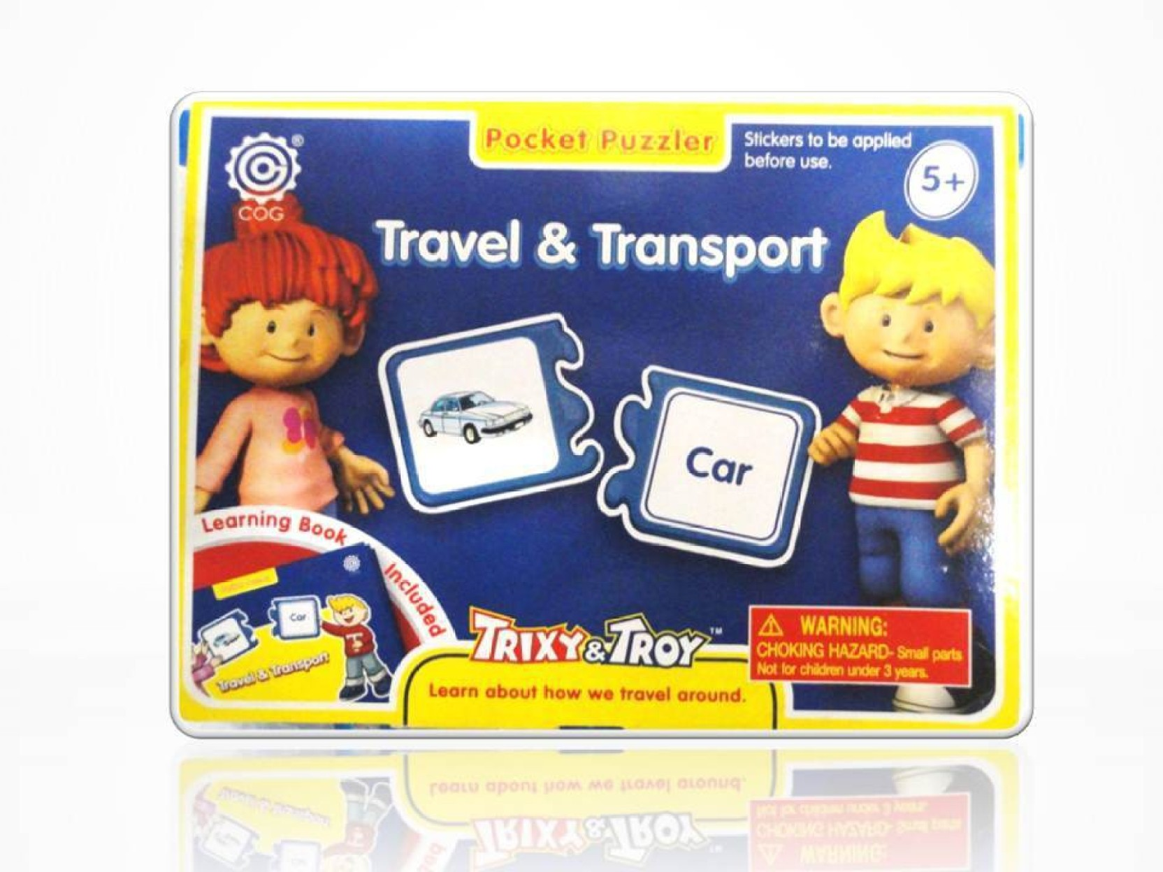 Trixy troy iken pocket puzzler travel transport price in