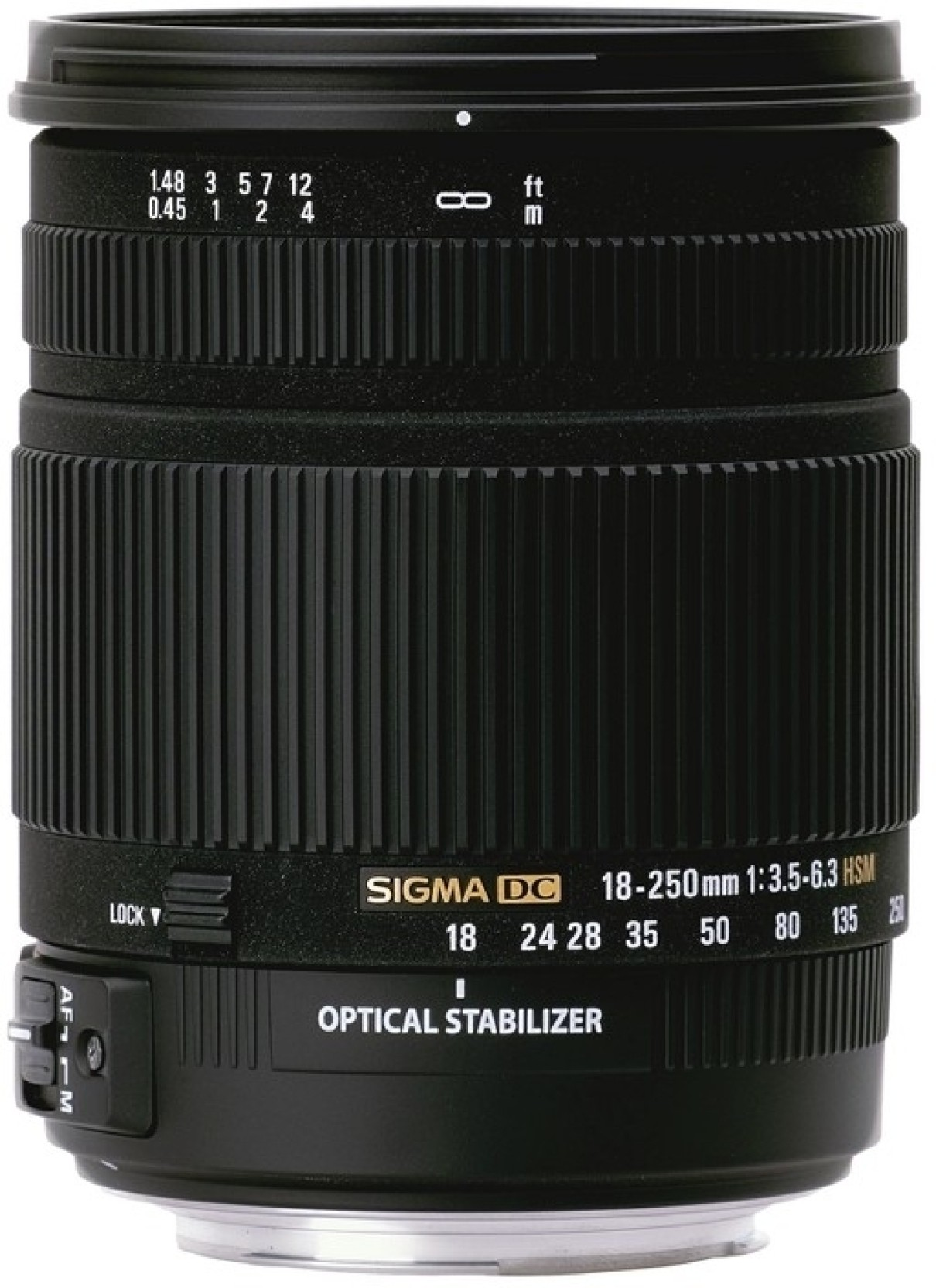 Sigma 18 250 Mm F35 63 Dc Macro Os Hsm For Canon Digital Slr Lensa 55 250mm Is Stm Add To Cart
