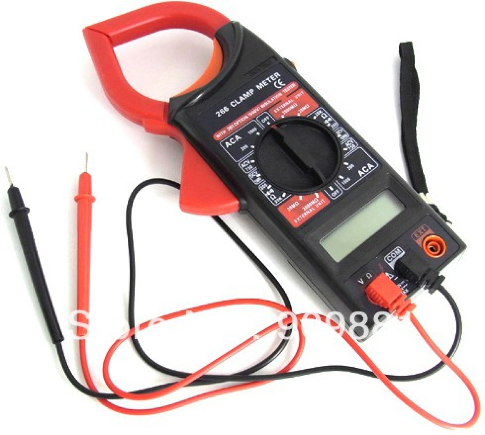 Haoyue DT266 Clamp Multimeter Non-magnetic Electronic