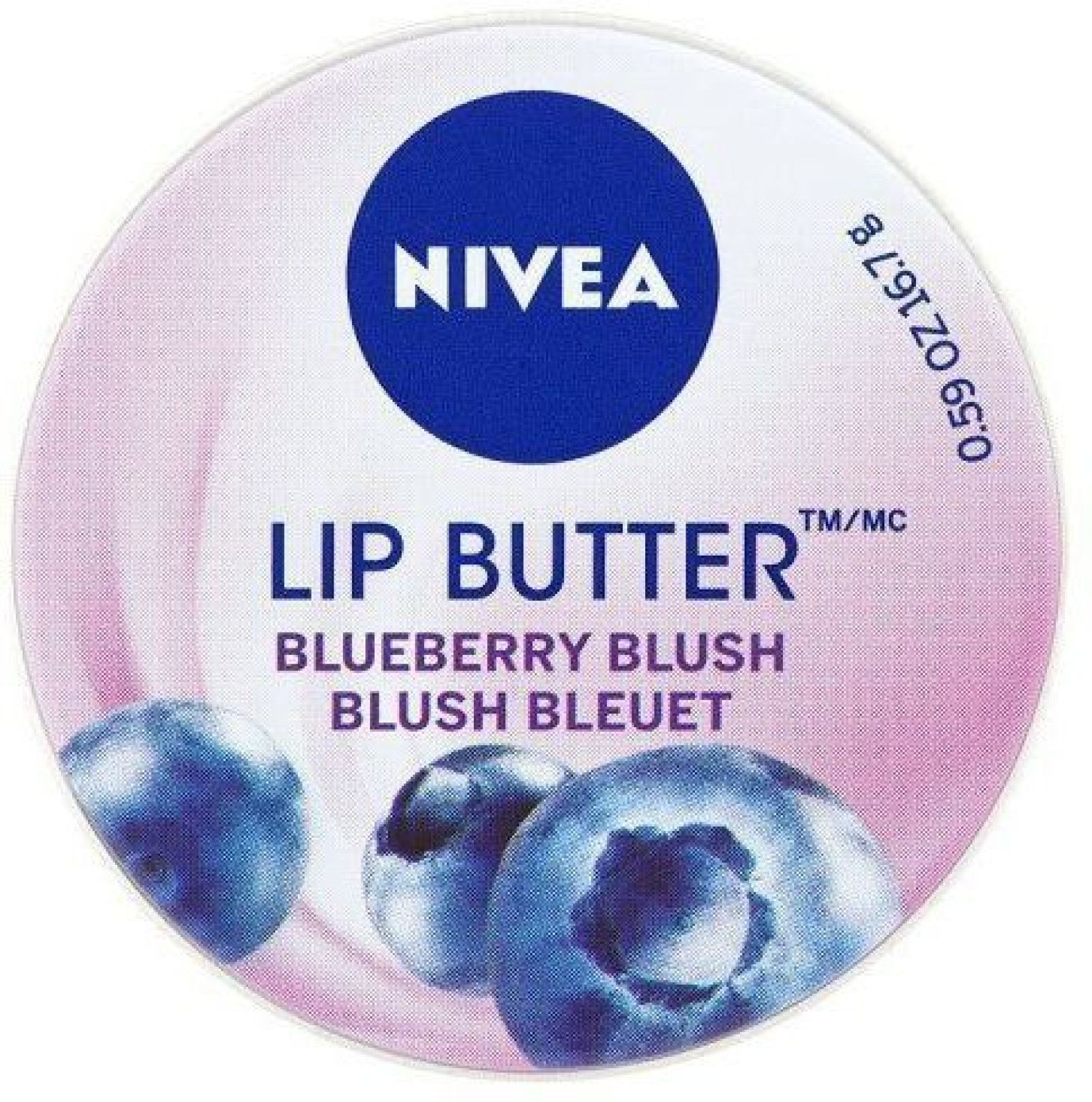 Nivea Lip Butter Blueberry Blush Price In India Buy Share