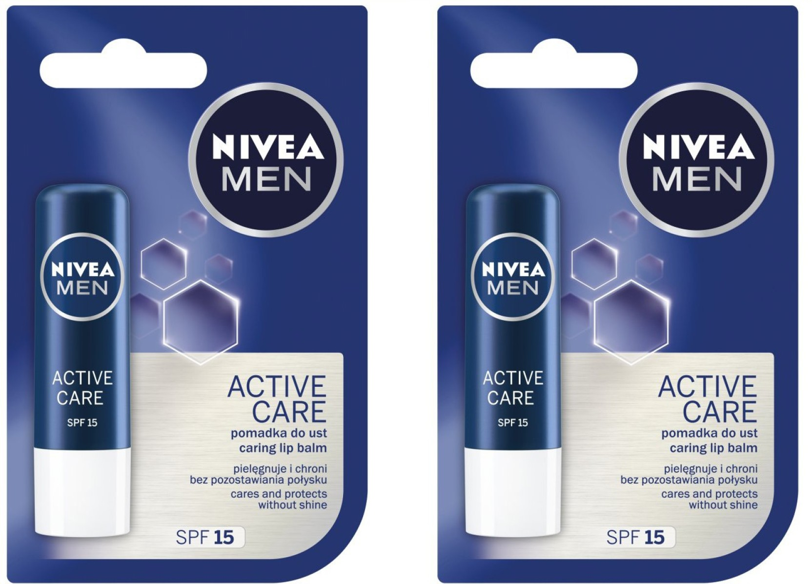 Nivea Men Active Care Caring Lip Balm Clear Price In India Buy 48g Share