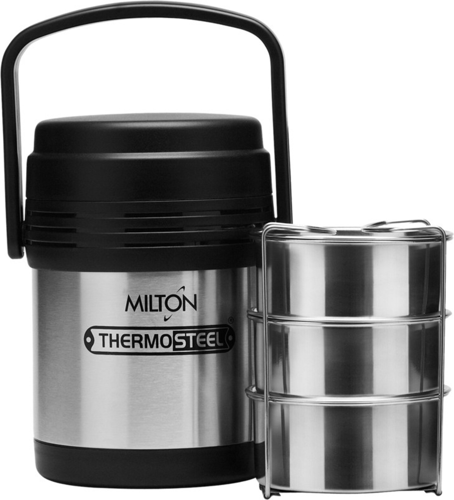 Flipkart Com Milton Hot Meal 3 Containers Lunch Box