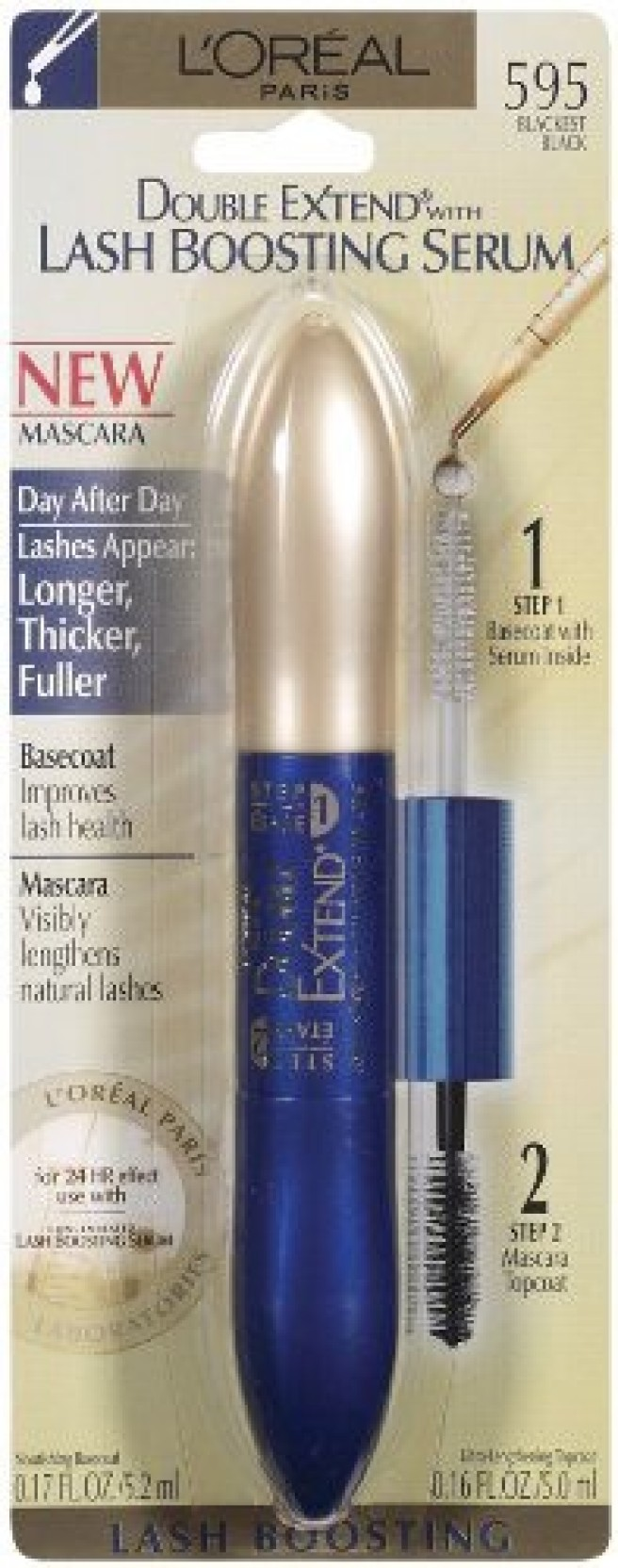 bf68be67731 L'Oreal Paris Double Extend with Lash Boosting Serum 5 ml - Price in ...