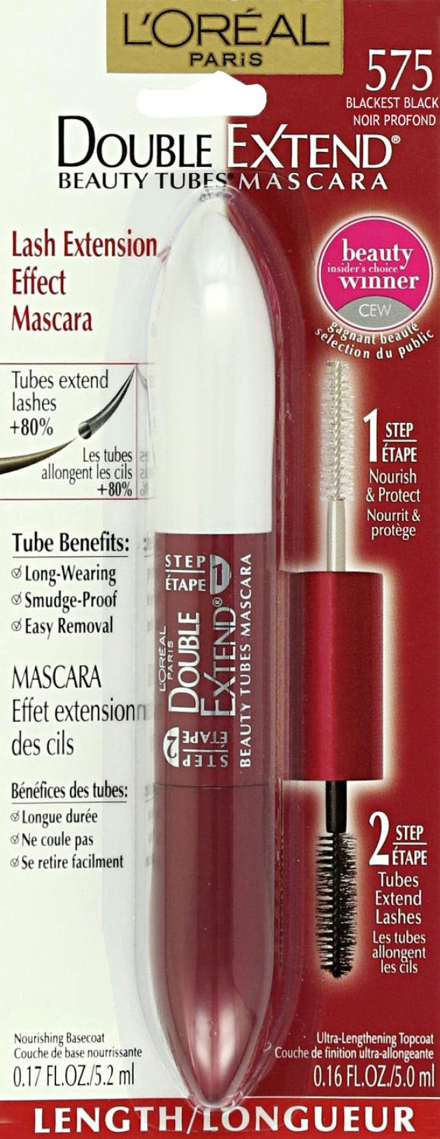 a72381aedf2 L'Oreal Paris Double Extend Beauty Tubes Mascara 10.2 ml - Price in ...