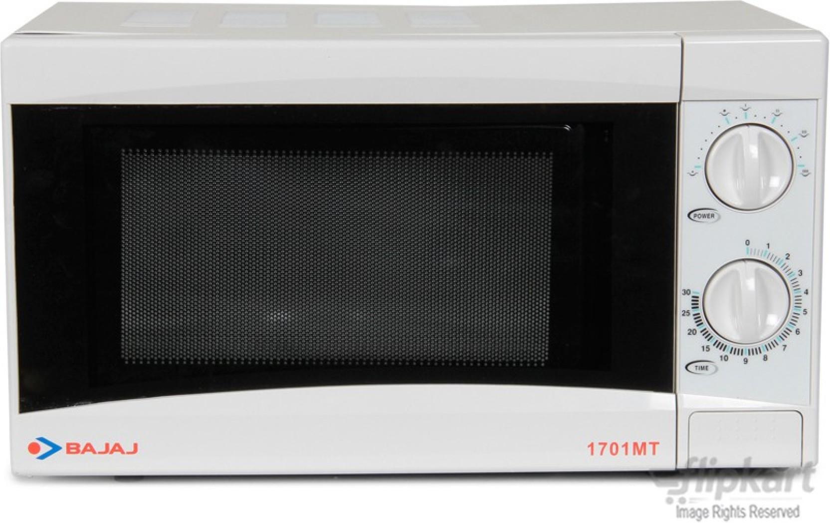 bajaj 17 l solo microwave oven solo. Black Bedroom Furniture Sets. Home Design Ideas