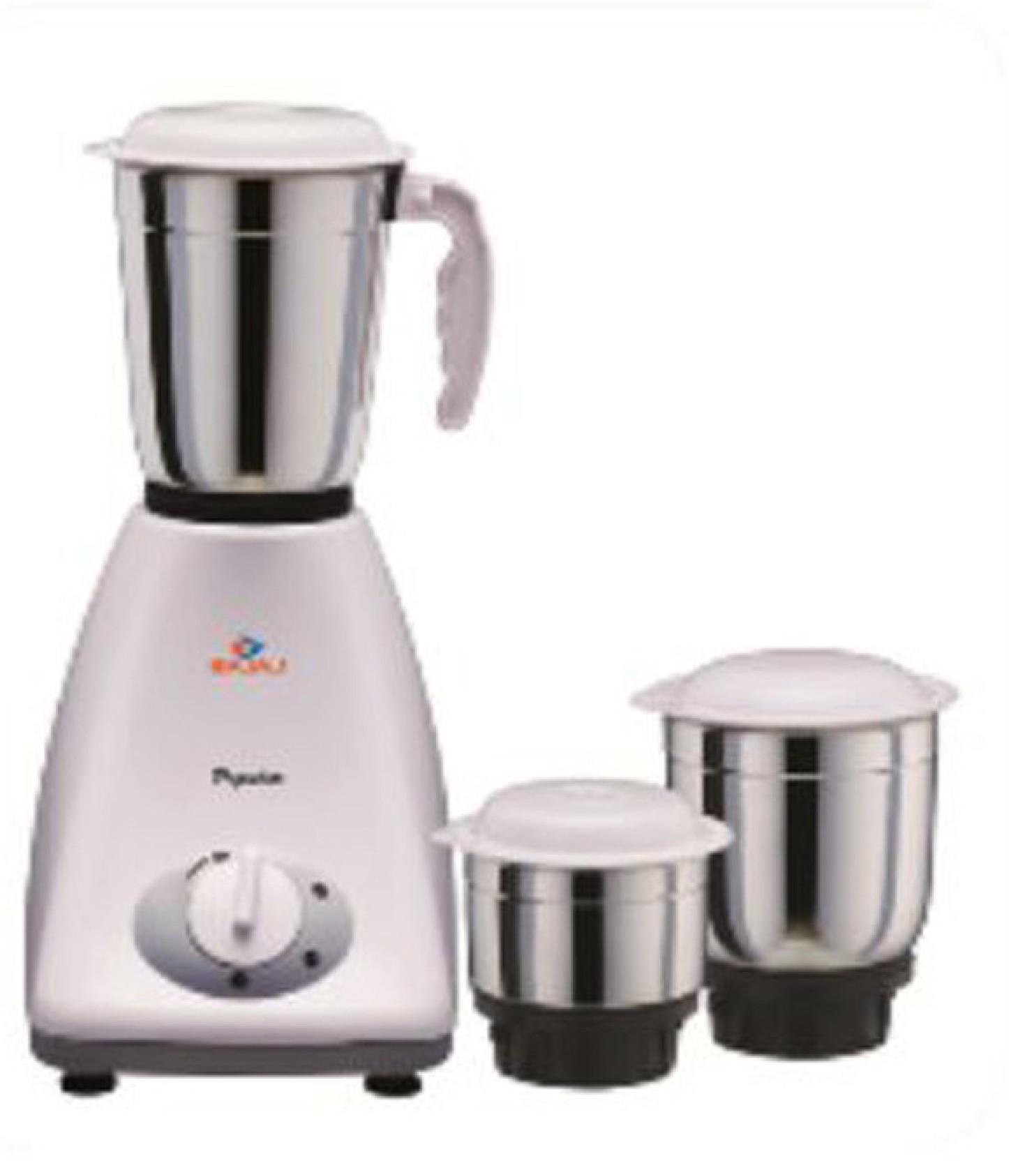 Bajaj Popular 450 W Mixer Grinder Price In India Buy Philips Rice Cooker Hd 3118 32 Add To Cart