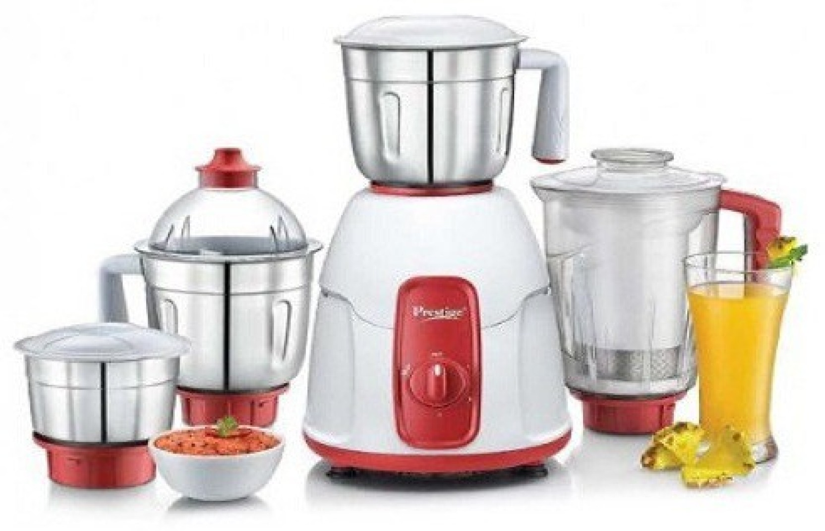 Prestige Kitchen Appliances Prestige Elegant 750 W Juicer Mixer Grinder Price In India Buy
