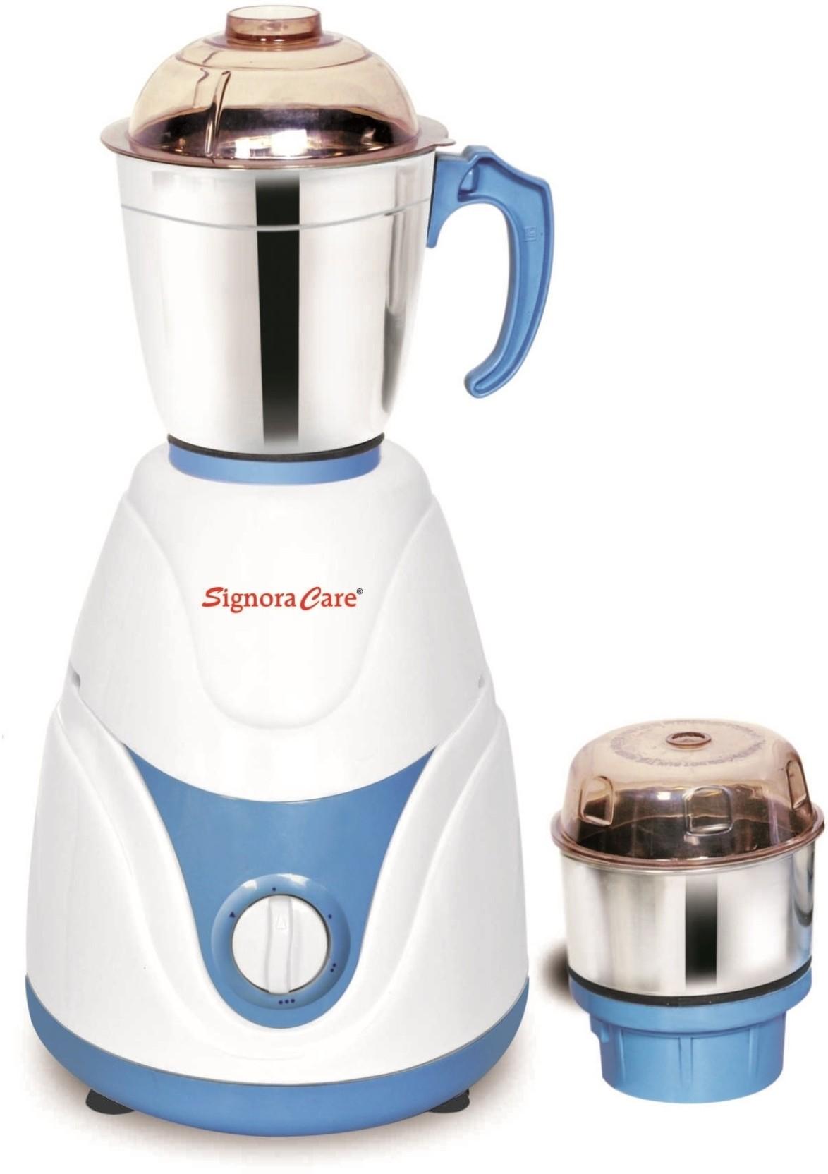 Signoracare Eco Plus 500 W Mixer Grinder Price In India Buy Signora Snack Maker Home