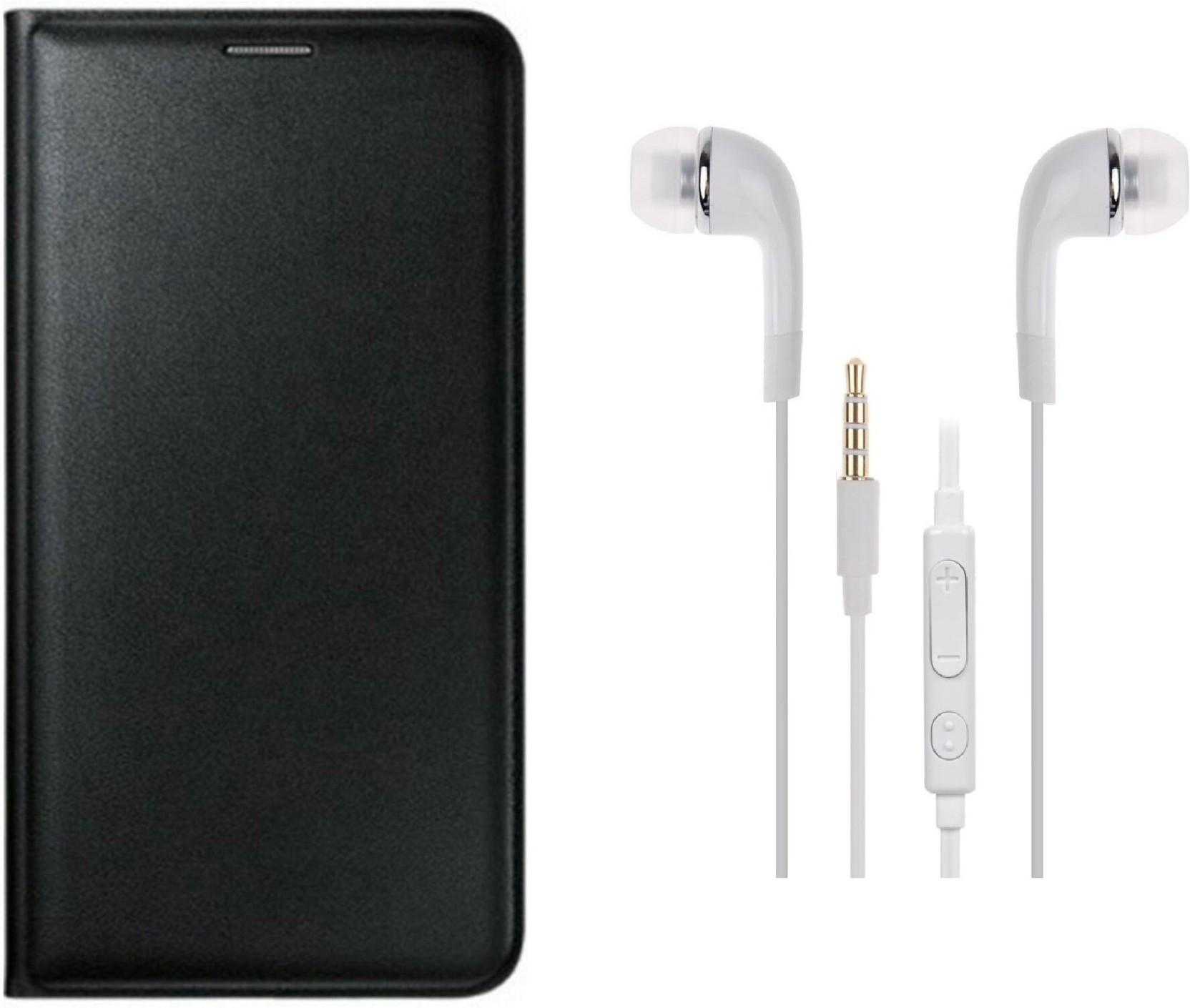7 Case Headset Accessory Combo for Lenovo Zuk Z2 Plus (Black, White)