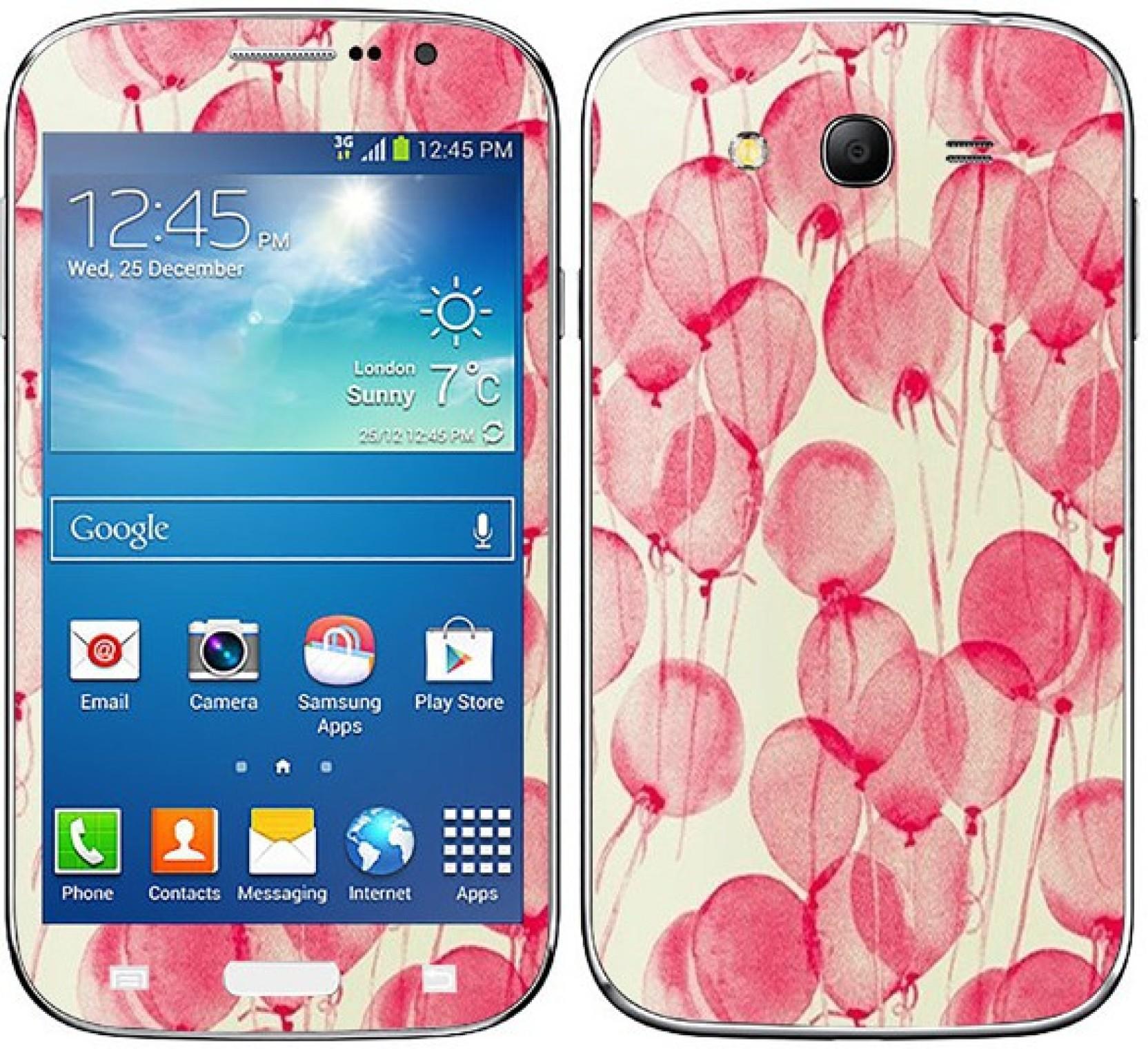 Samsung Galaxy Grand Lite Mobile Skin