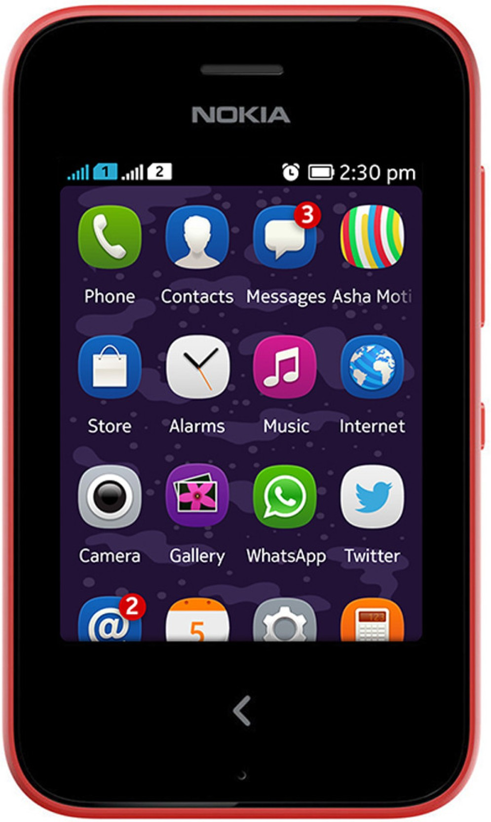 Tempat Jual Nokia Asha 310 Dual Gsm Termurah 2018 Airyrooms Silicone Xiaomi Powerbank 10000mah Ter Oem 230 Bright Red Online At Best Price Only On Compare