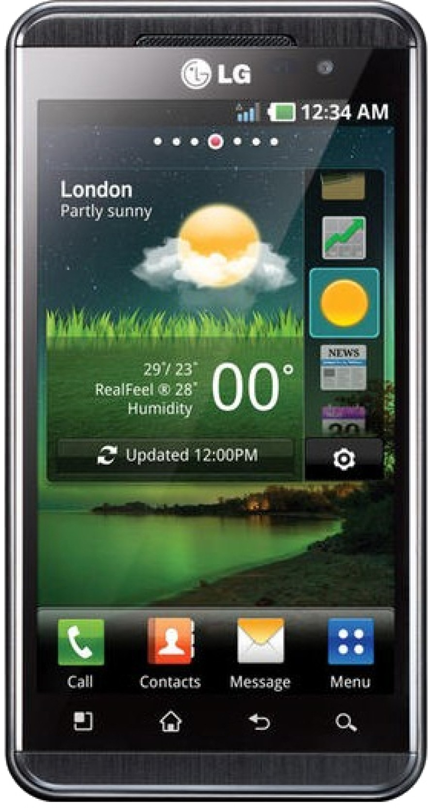 Lg Optimus 3d P920 Metal Black 8 Gb Online At Best Price Only On Nokia Asha 501 Dual Sim Resmi Bright Red Compare