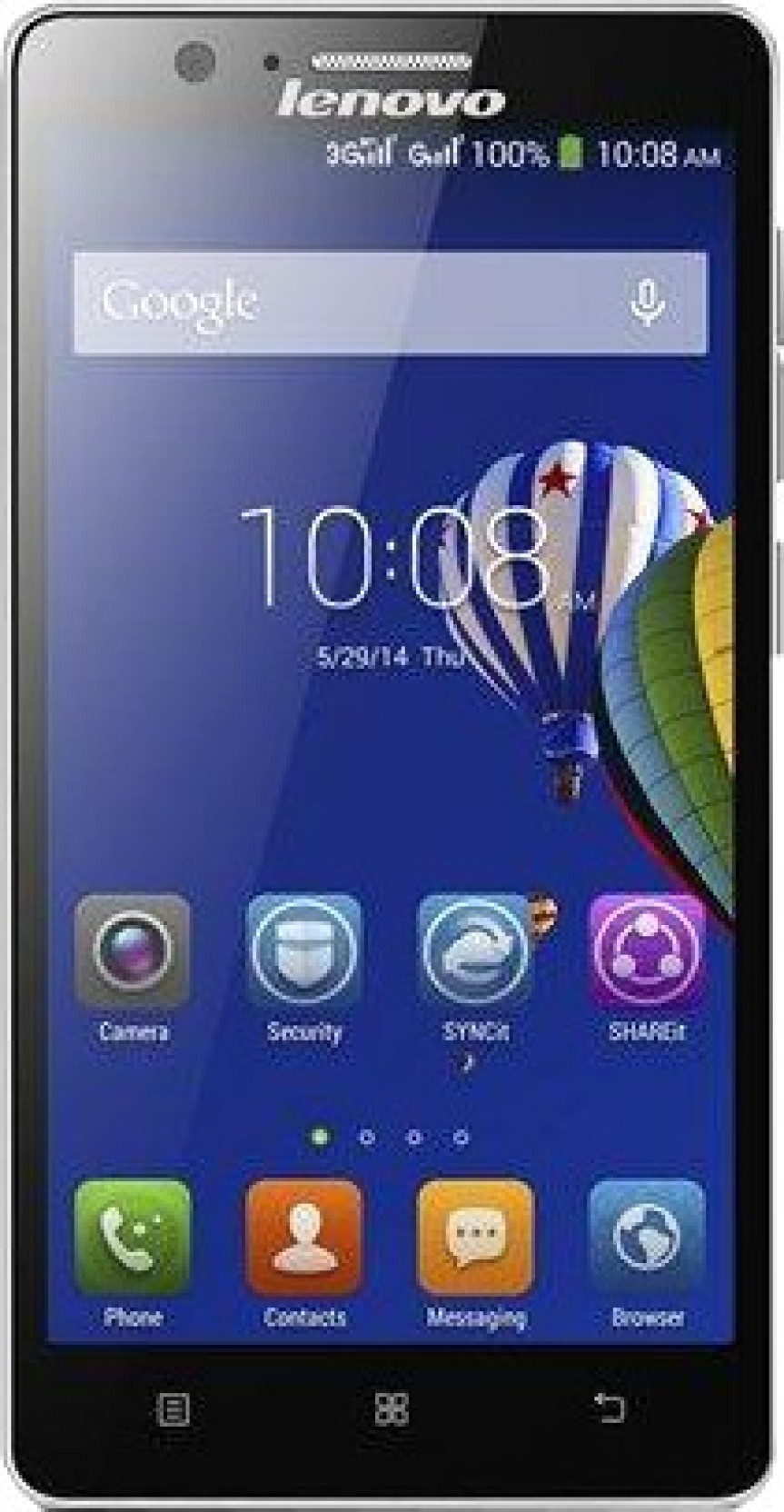 Phone Lenovo A536: reviews, specifications 31