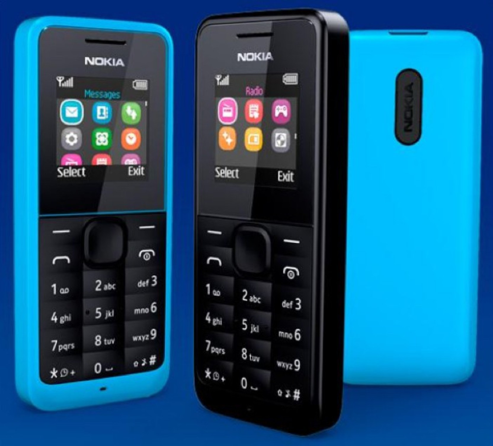 Nokia 105 Ds Online At Best Price Only On Single Sim Handphone Black Compare
