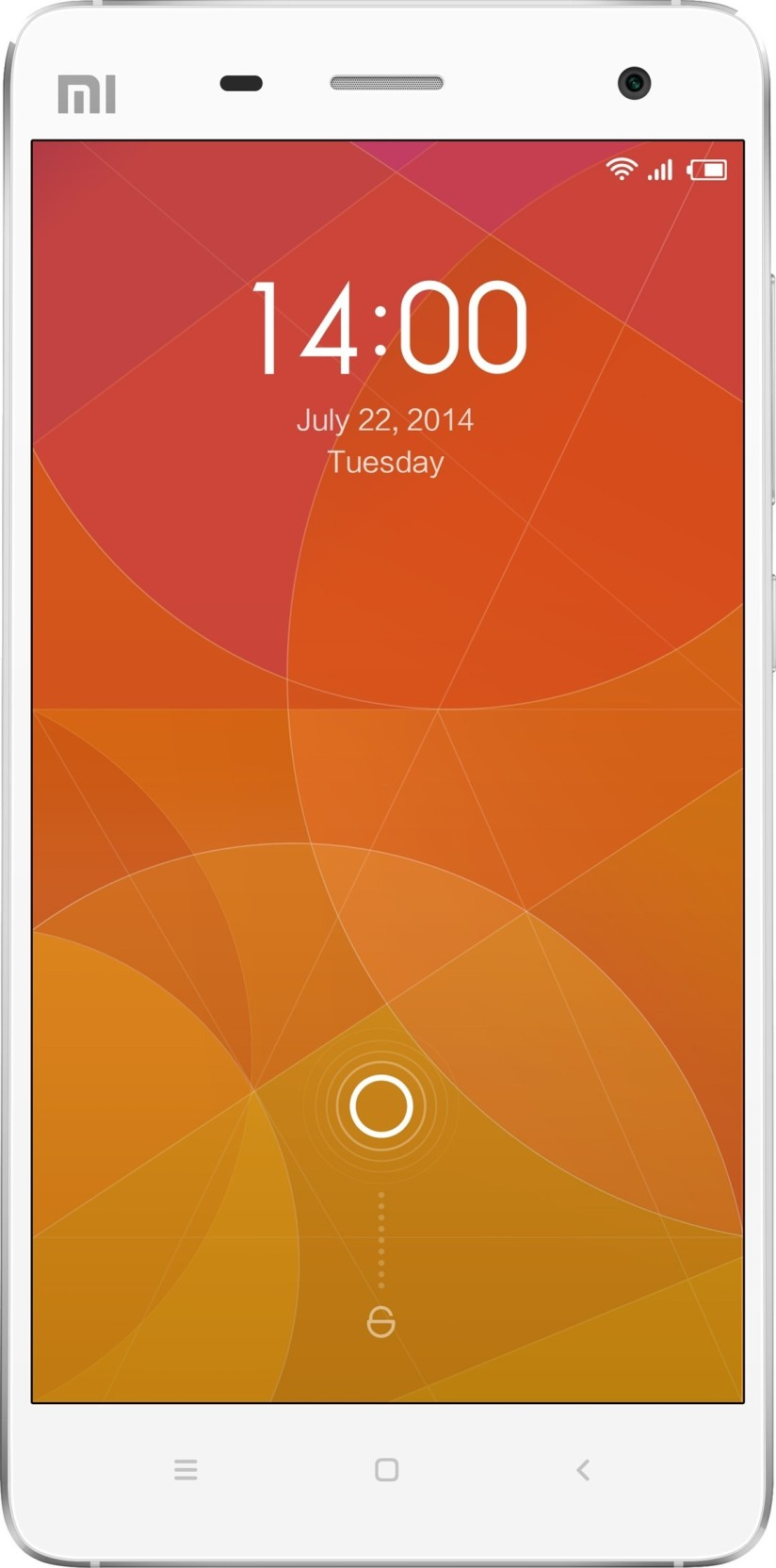 Mi 4 (White, 64 GB) Online at Best Price with Great Offers