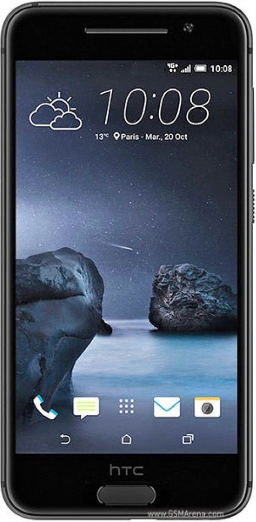Htc One A9 Carbon Gray 32 Gb Online At Best Price Only On Ferrari Track Quilted Wireless Powerbank 10k Mah Black Home