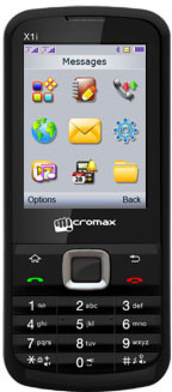 Micromax Q7 - Full phone specifications