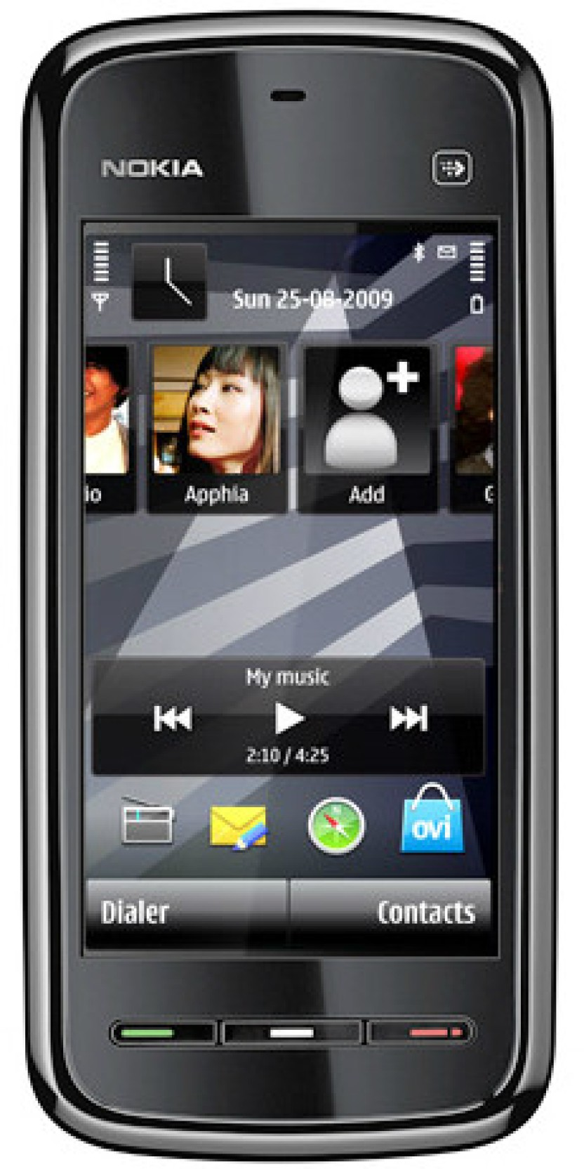 Nokia 5233 /Good Condition/Certified Pre Owned (6 month Warranty)