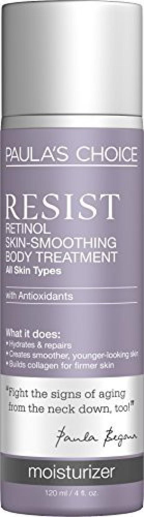 Paula's Choice resist retinol skin-smoothing body lotion treatment